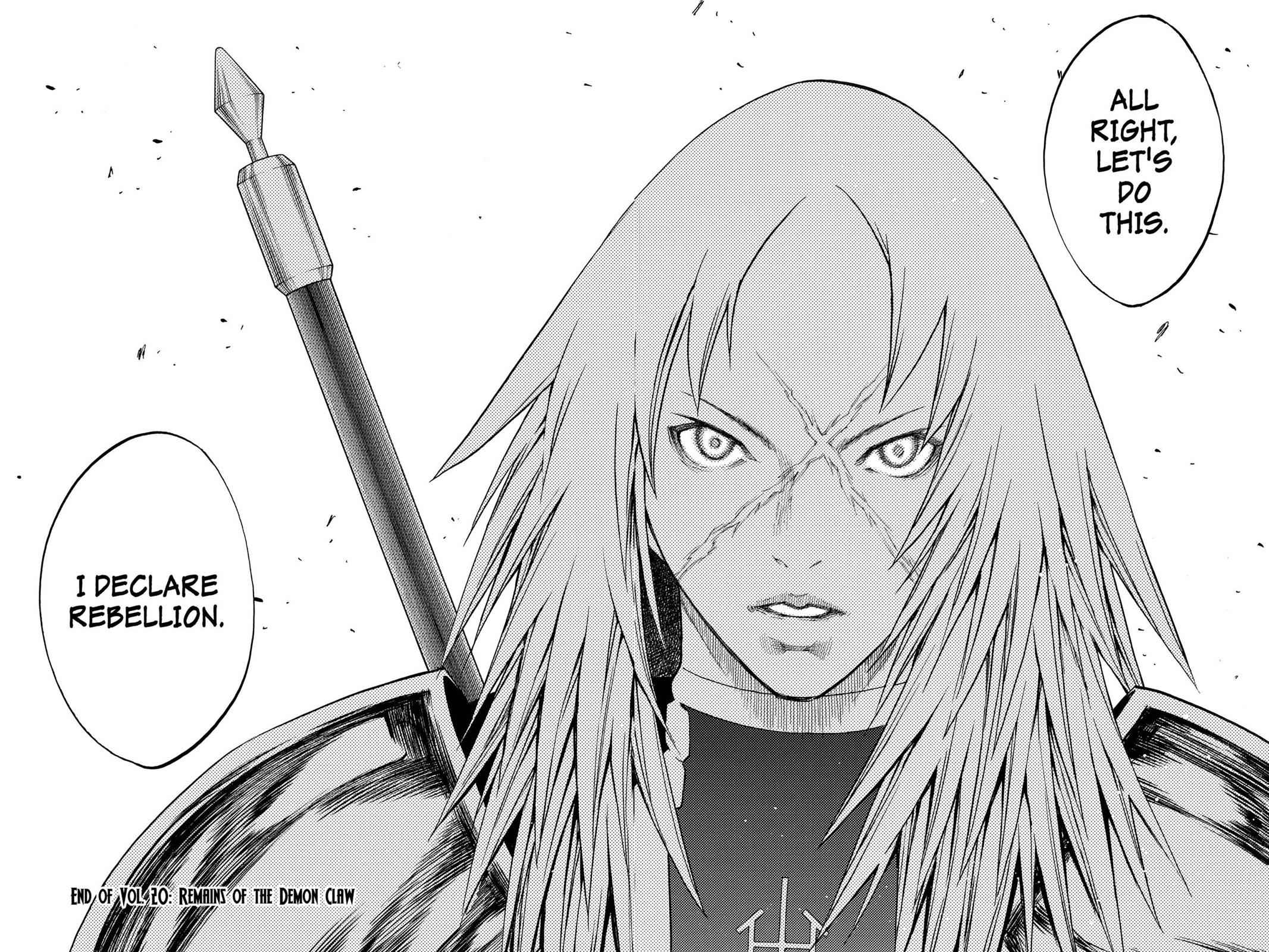 Claymore Chapter 113 Page 26