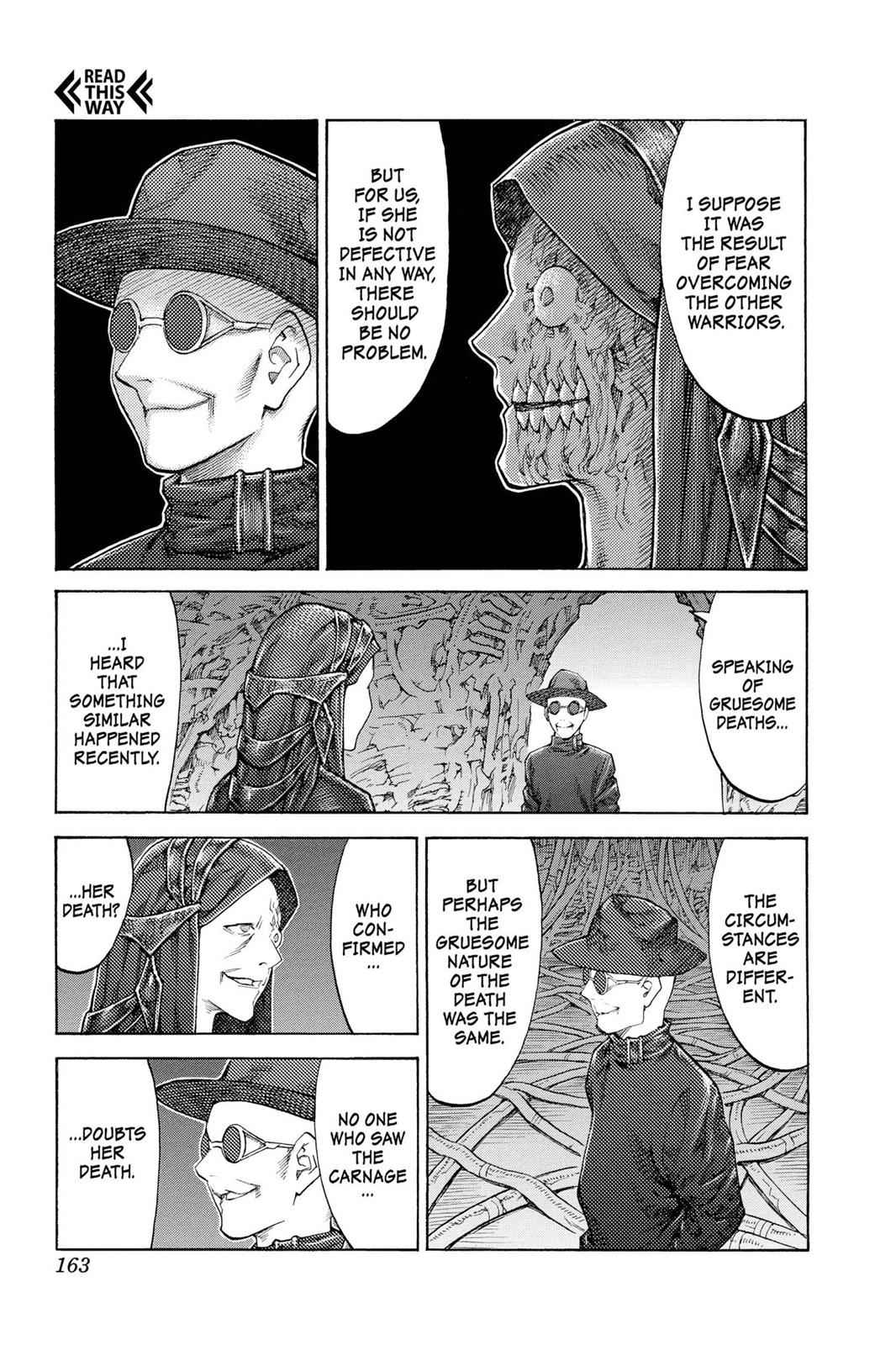 Claymore Chapter 113 Page 4