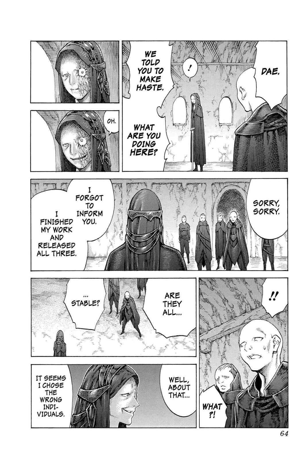 Claymore Chapter 115 Page 26