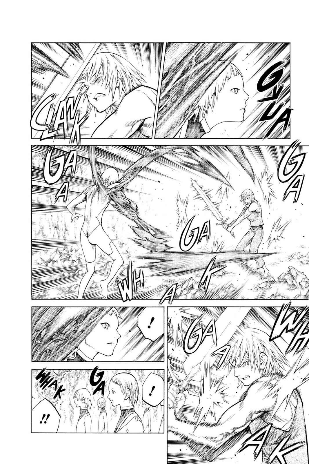 Claymore Chapter 115 Page 4