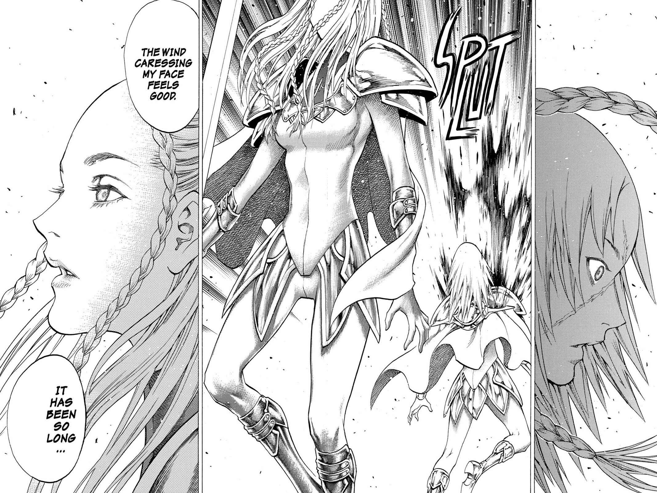 Claymore Chapter 116 Page 5