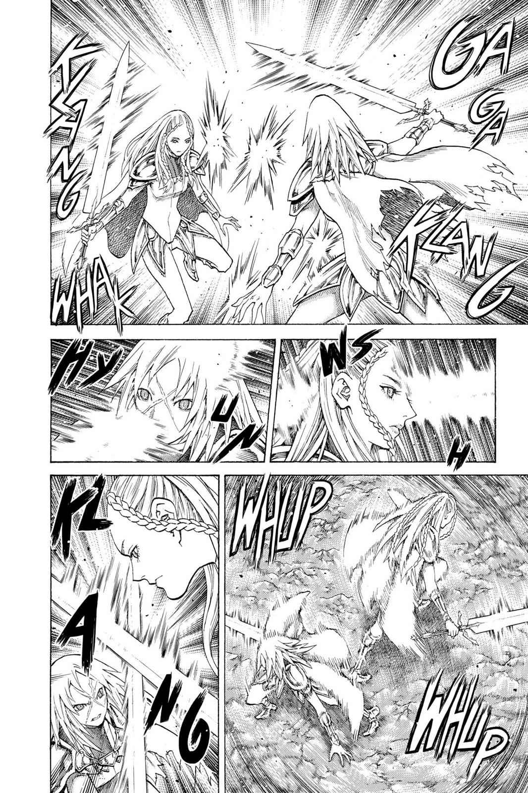 Claymore Chapter 118 Page 21
