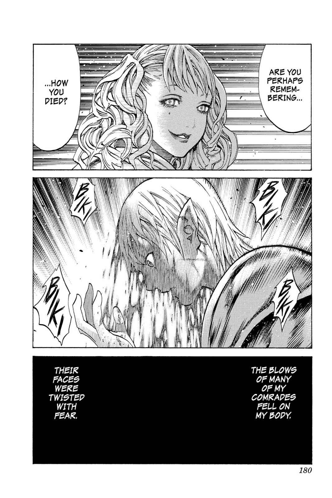 Claymore Chapter 119 Page 14