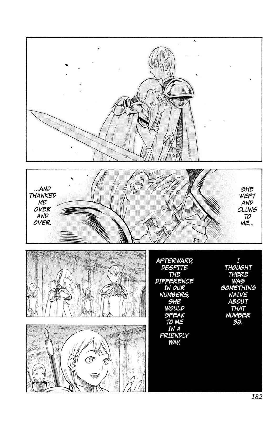 Claymore Chapter 119 Page 16