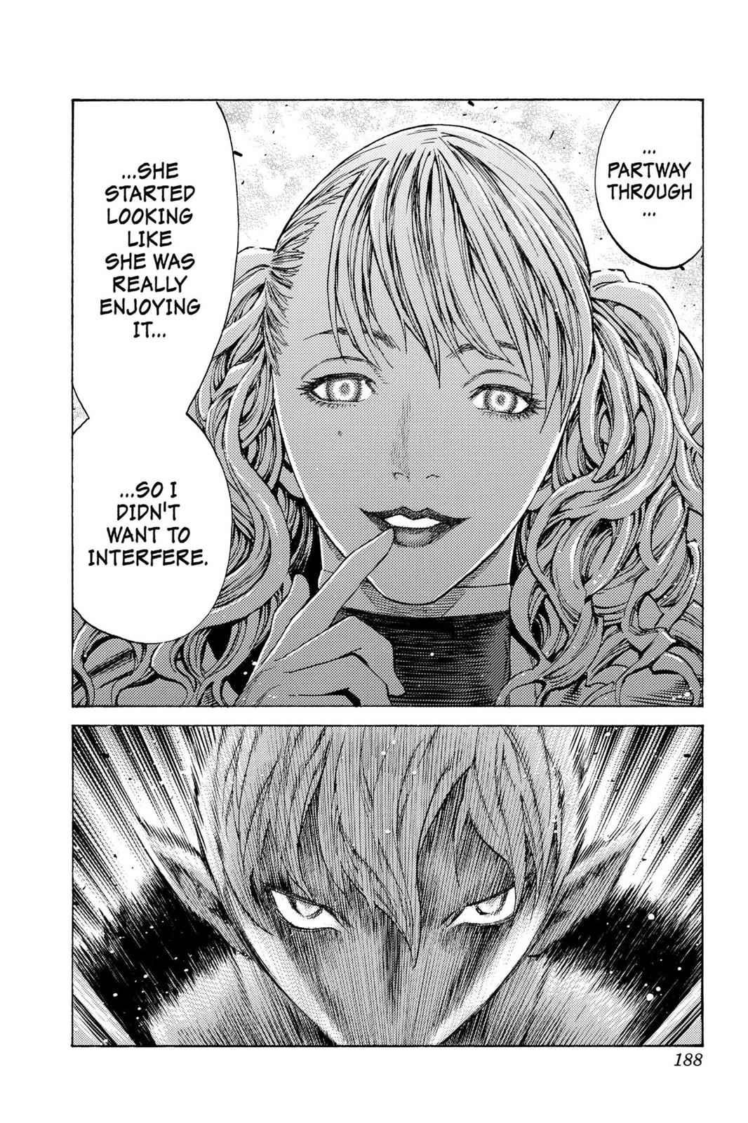 Claymore Chapter 119 Page 22