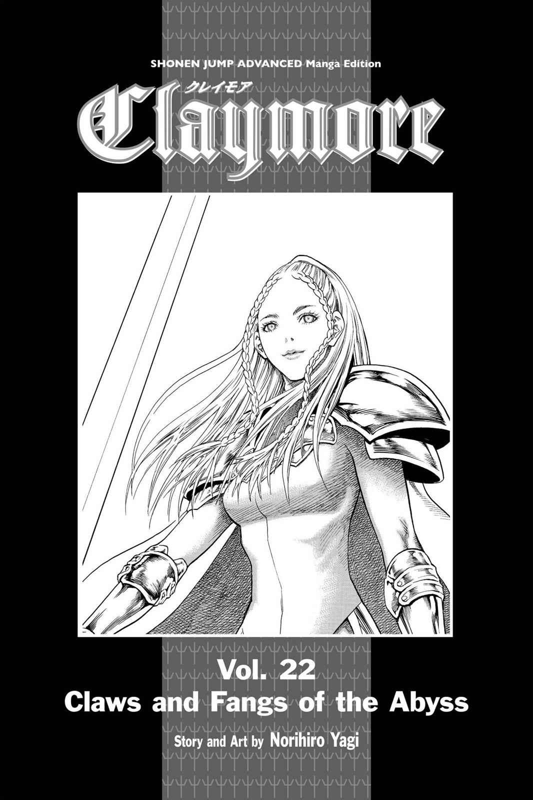 Claymore Chapter 120 Page 4