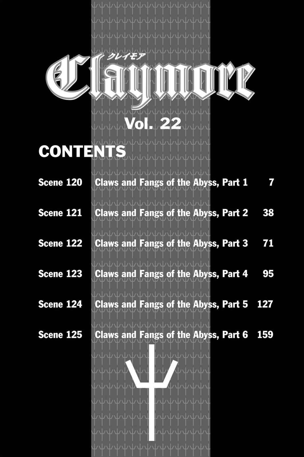 Claymore Chapter 120 Page 6