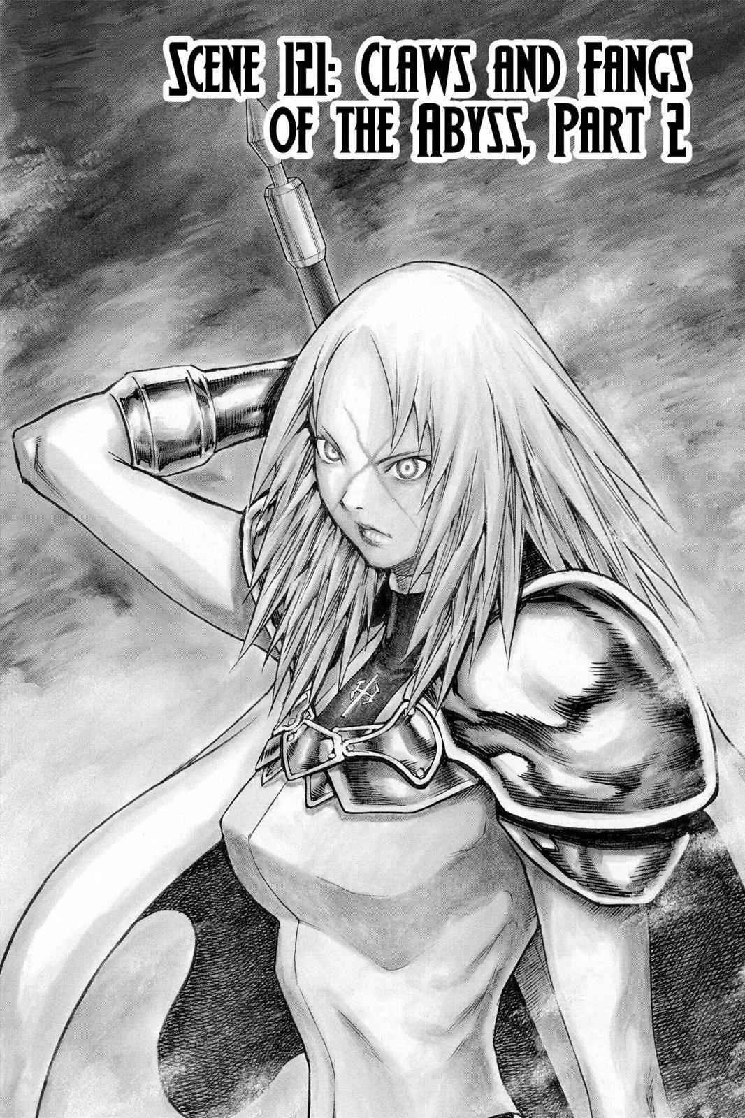 Claymore Chapter 121 Page 1