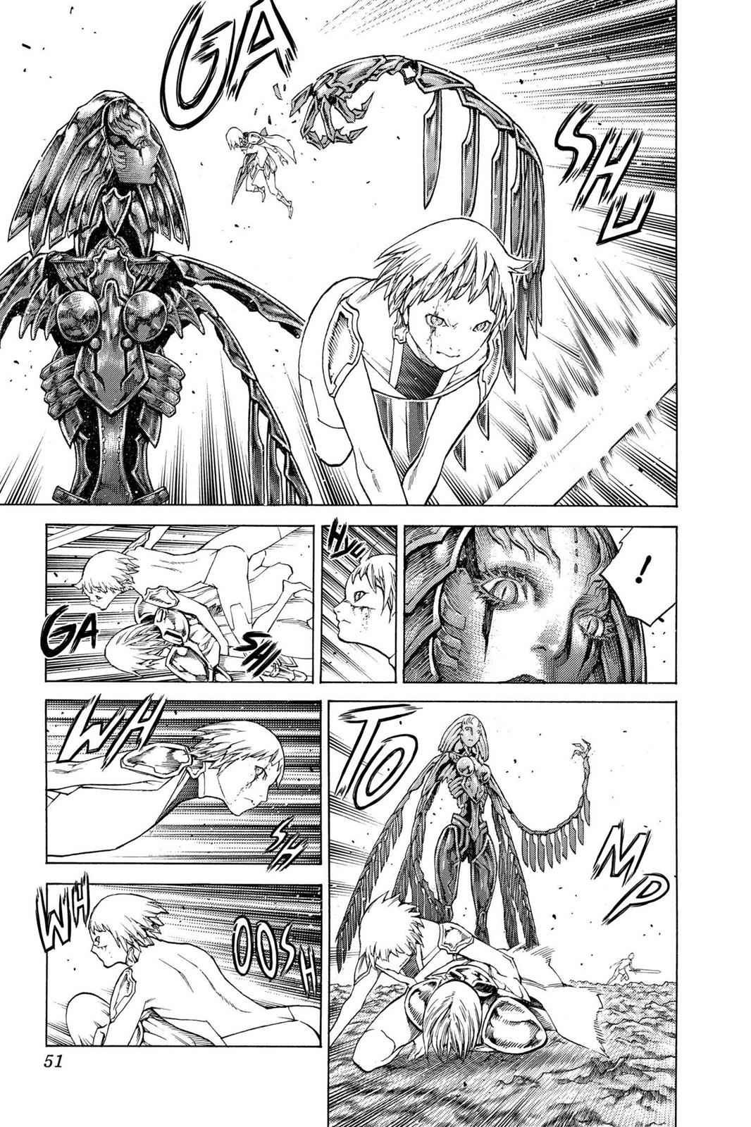 Claymore Chapter 121 Page 12