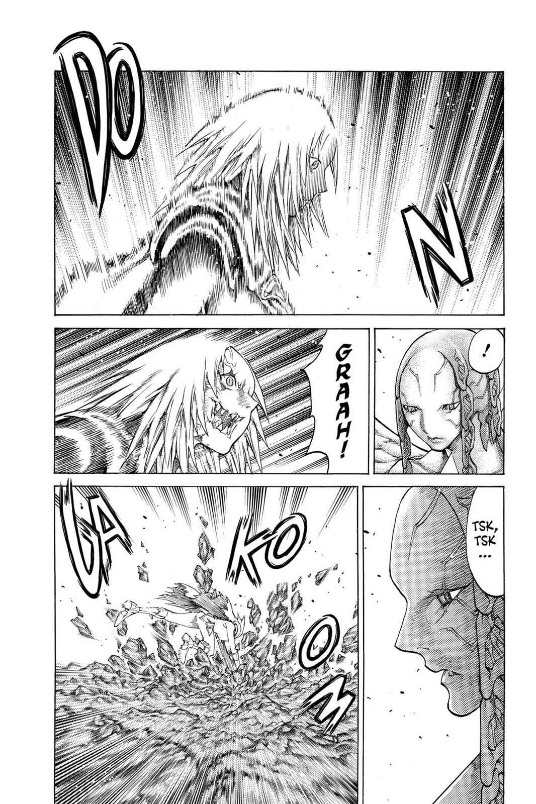 Claymore Chapter 121 Page 22