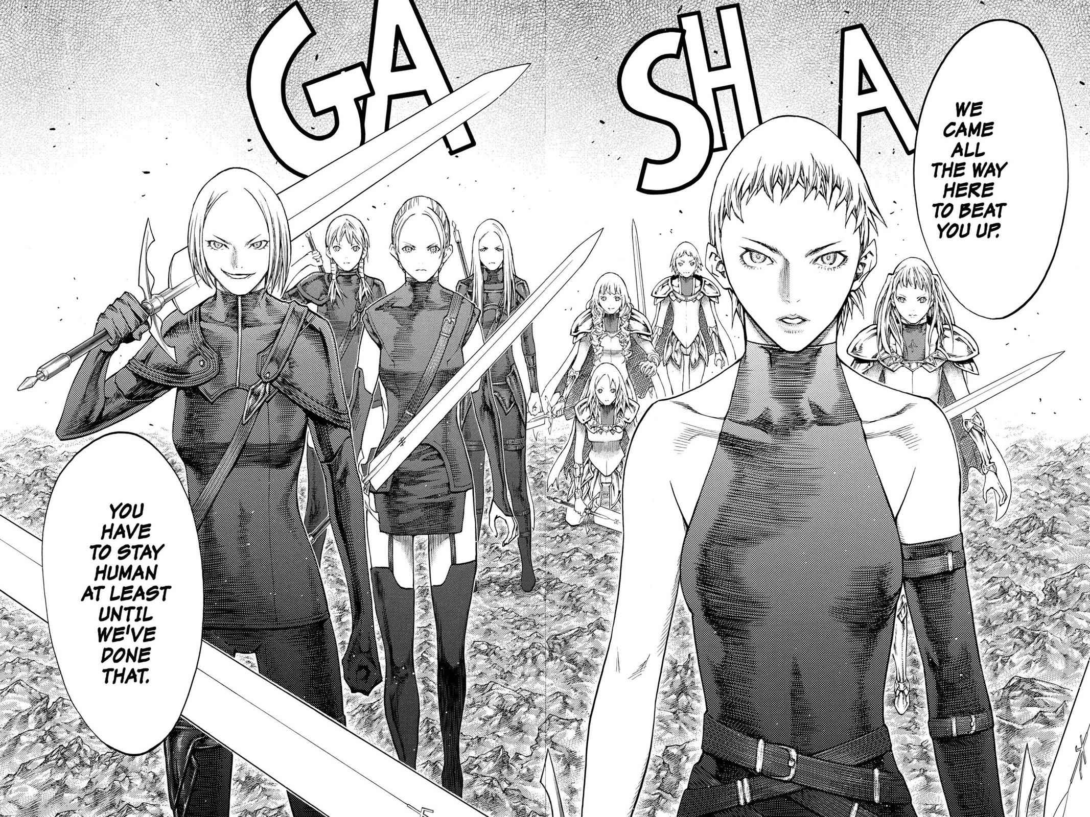 Claymore Chapter 121 Page 26
