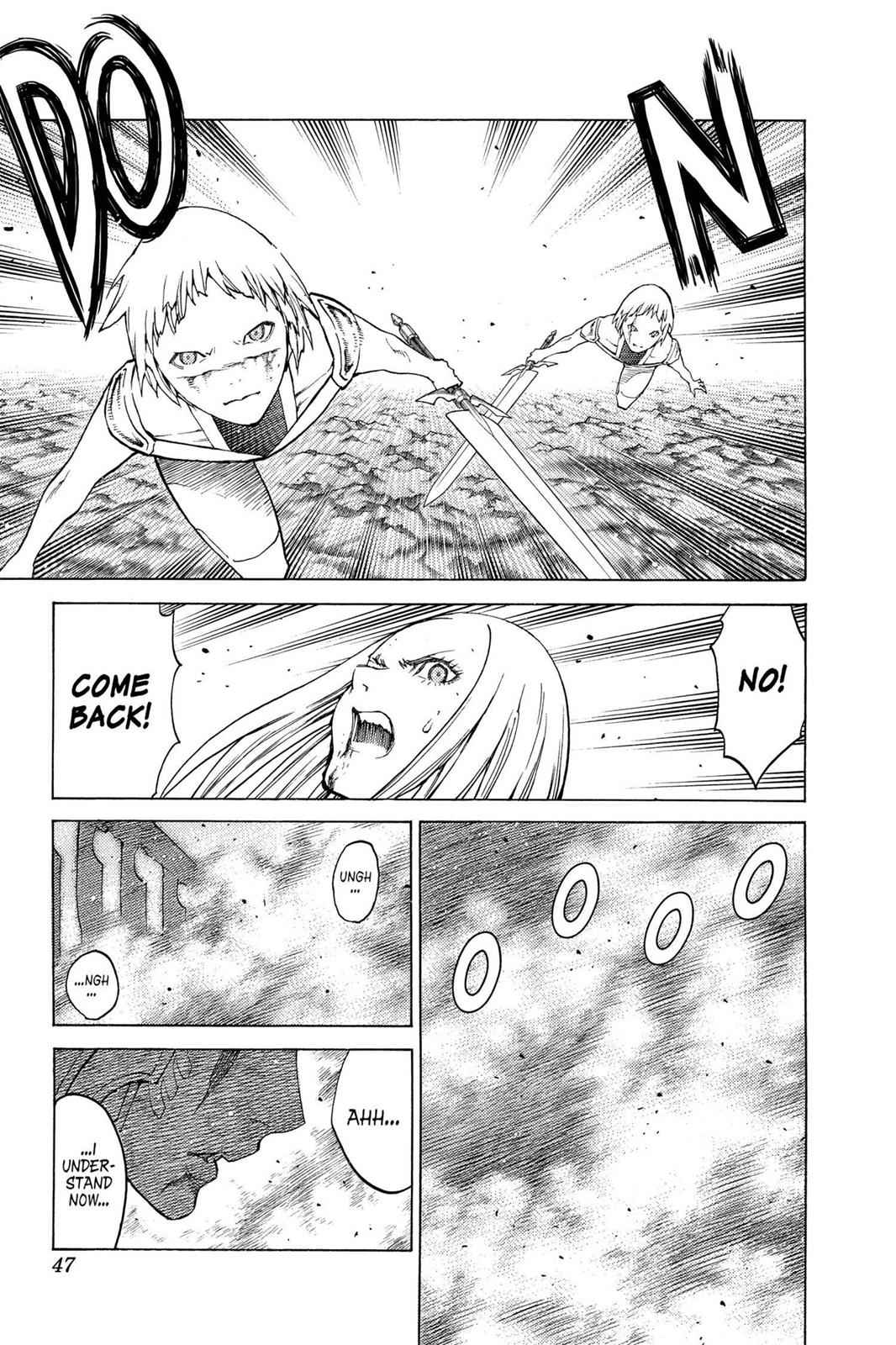 Claymore Chapter 121 Page 9