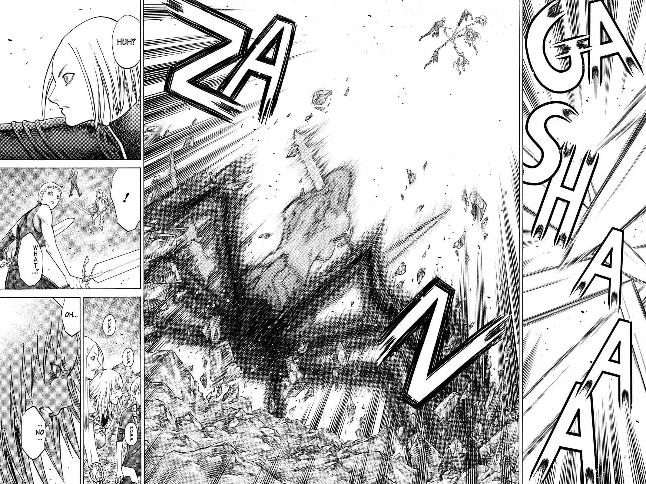 Claymore Chapter 122 Page 11