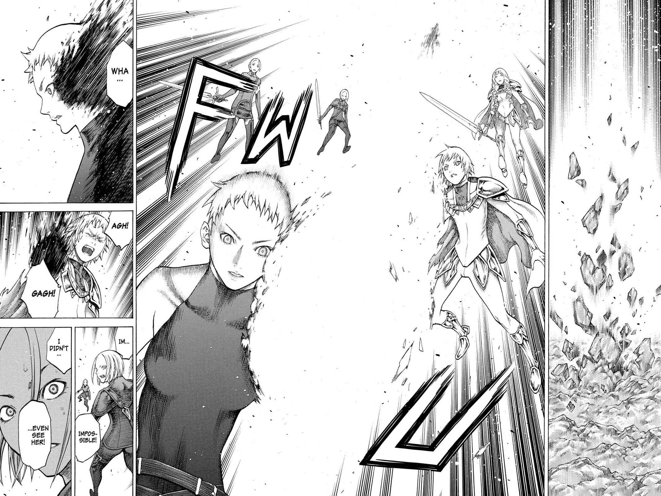 Claymore Chapter 122 Page 16