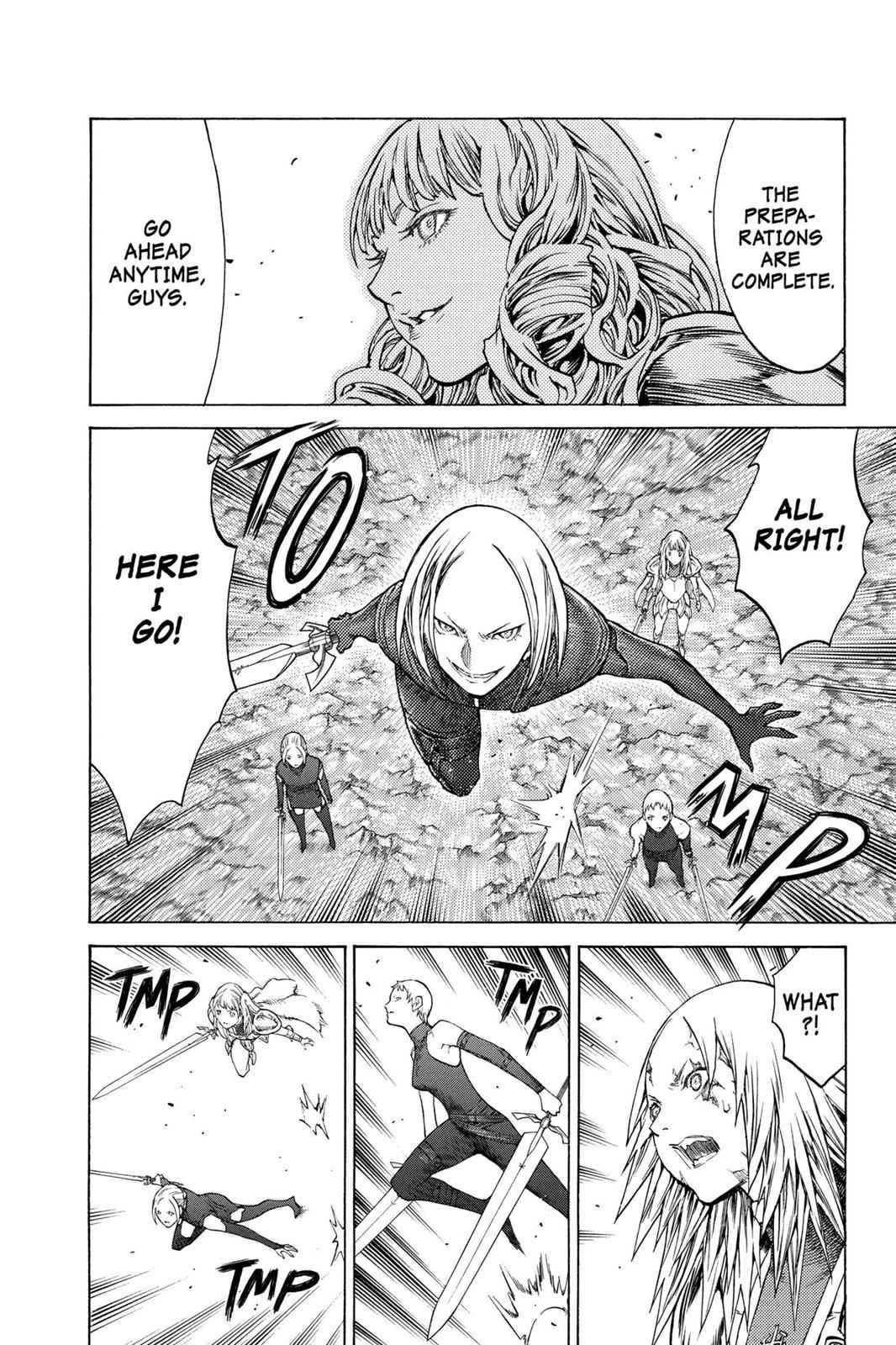 Claymore Chapter 122 Page 5