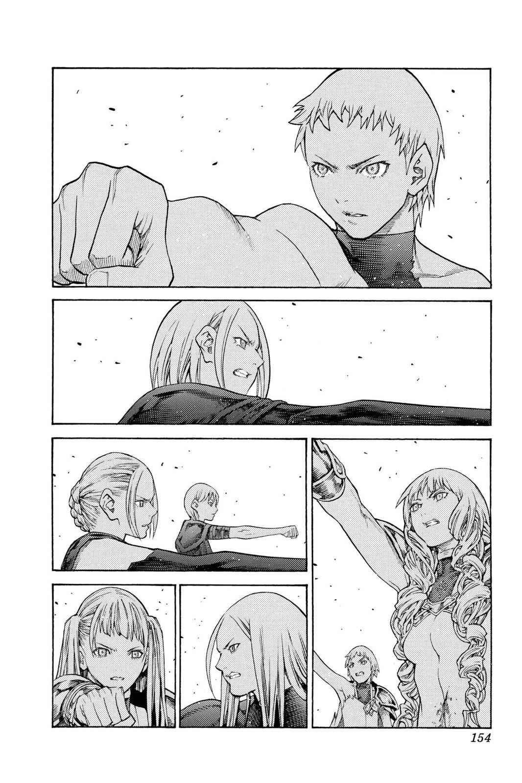 Claymore Chapter 124 Page 26