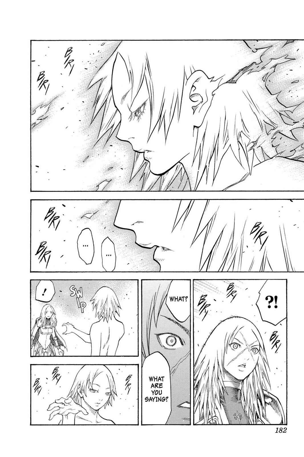Claymore Chapter 125 Page 20