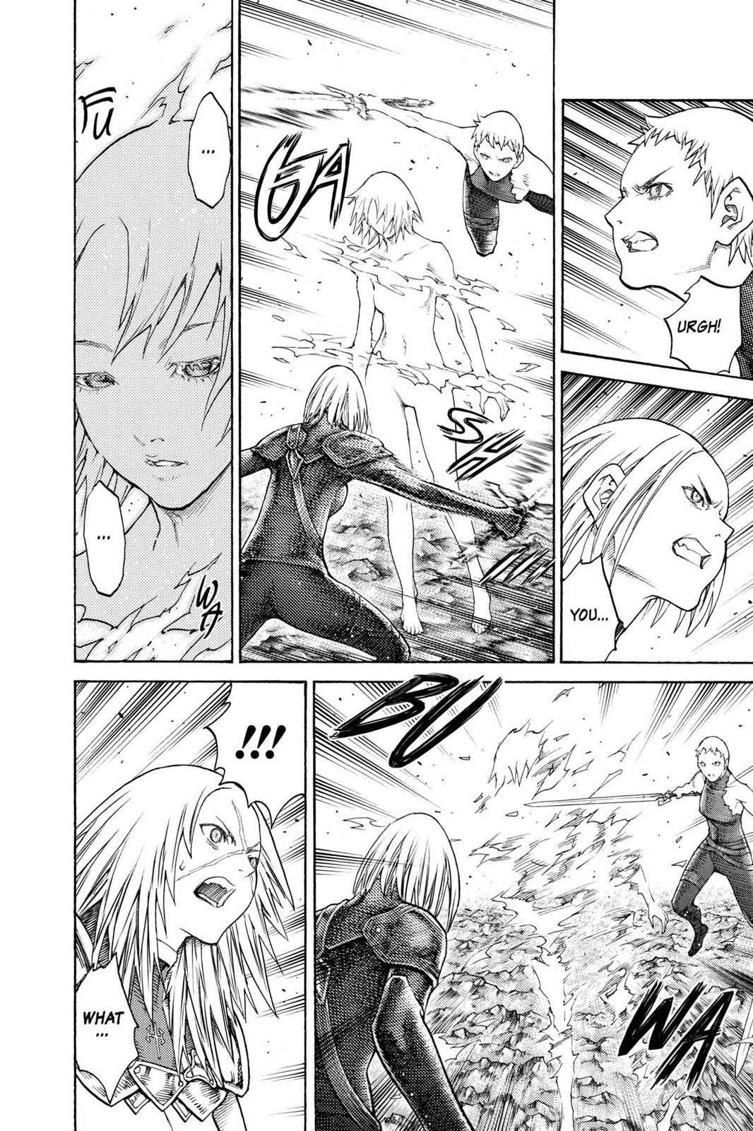 Claymore Chapter 125 Page 22