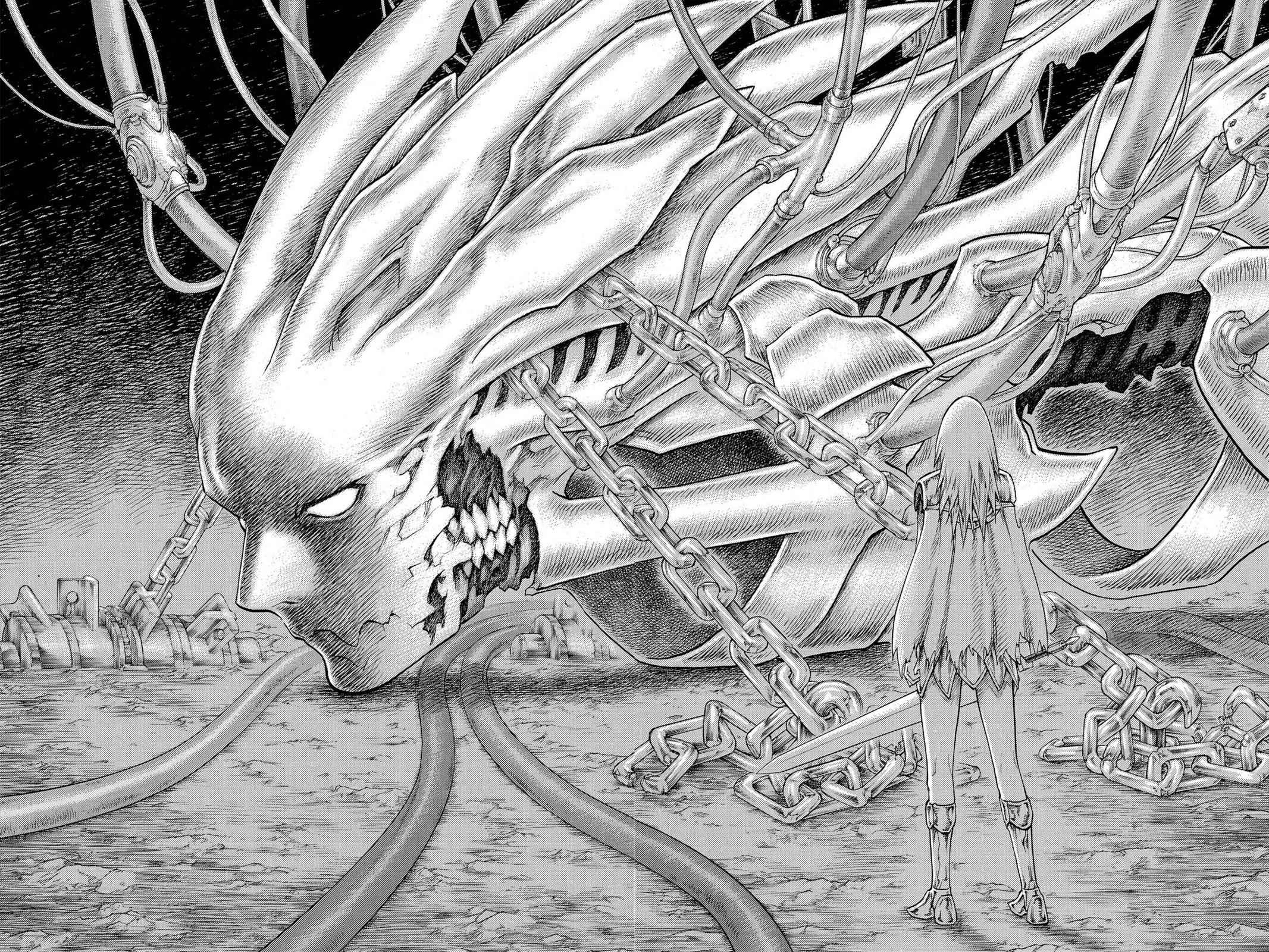 Claymore Chapter 126 Page 13