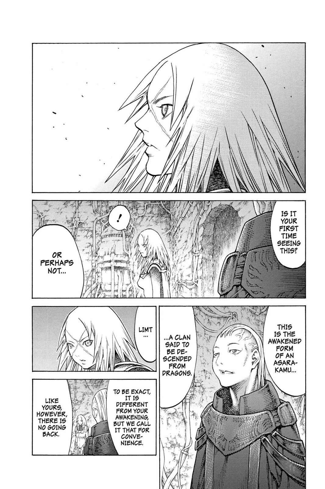 Claymore Chapter 126 Page 14