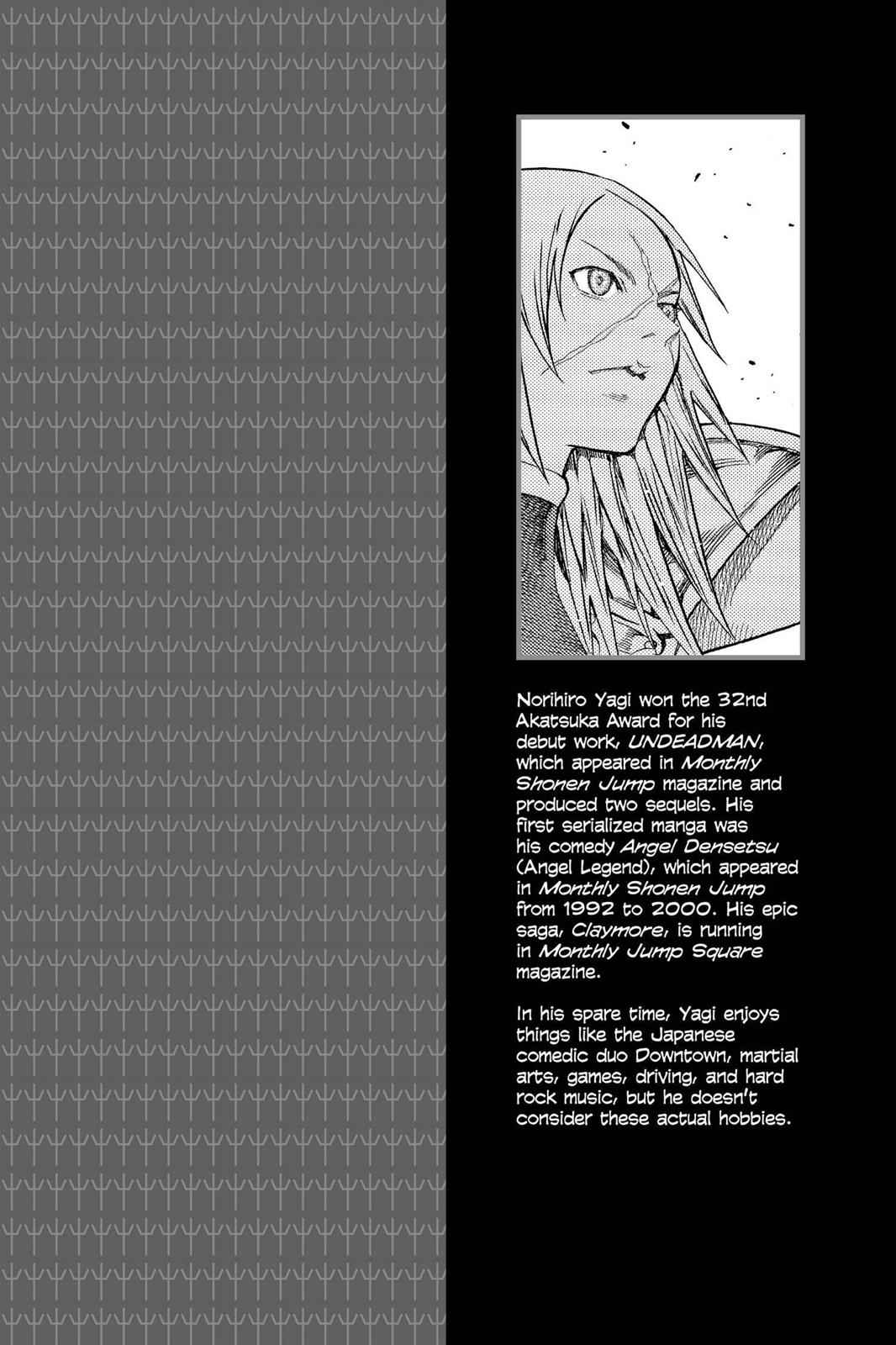 Claymore Chapter 126 Page 2