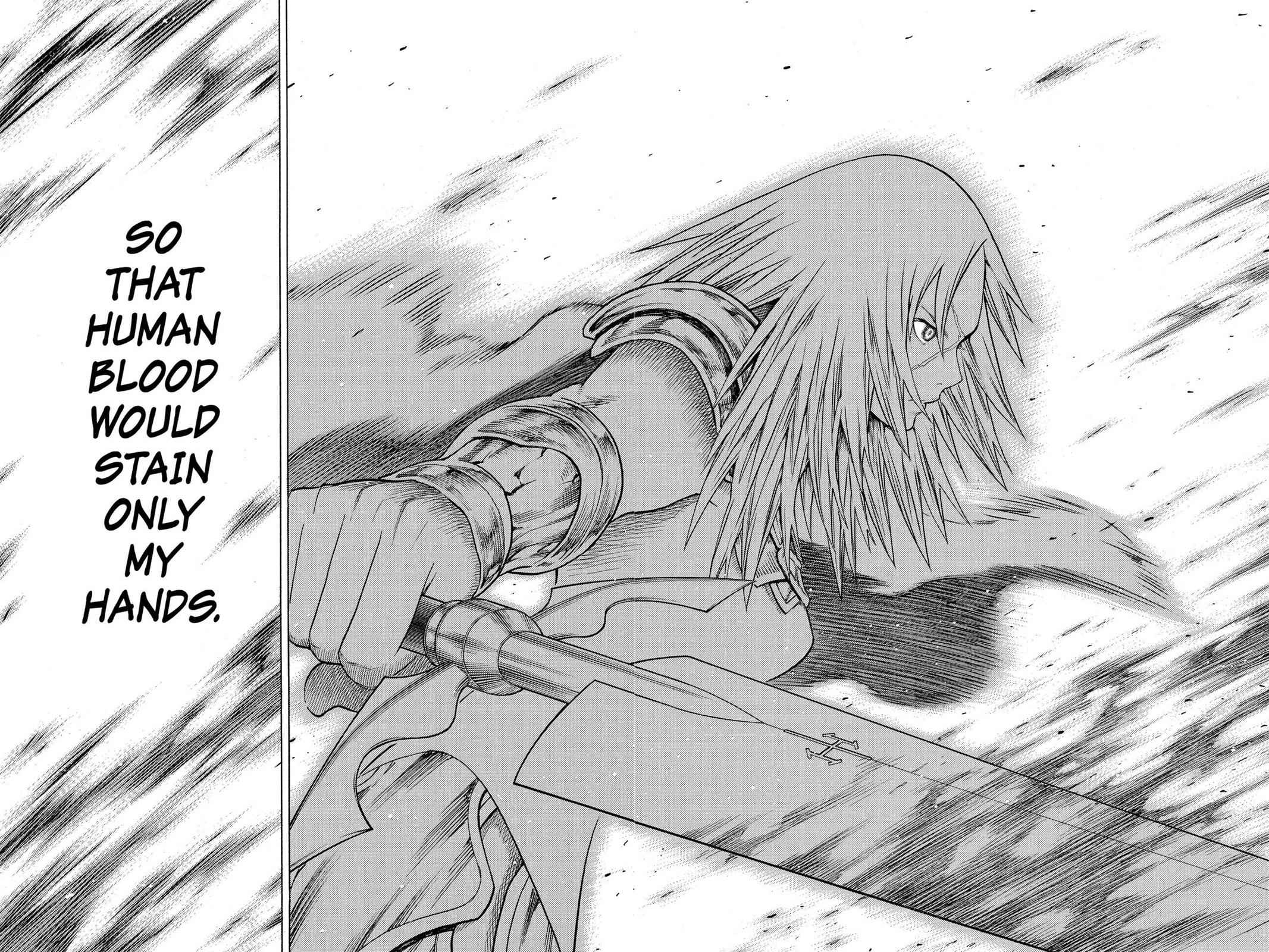 Claymore Chapter 126 Page 20