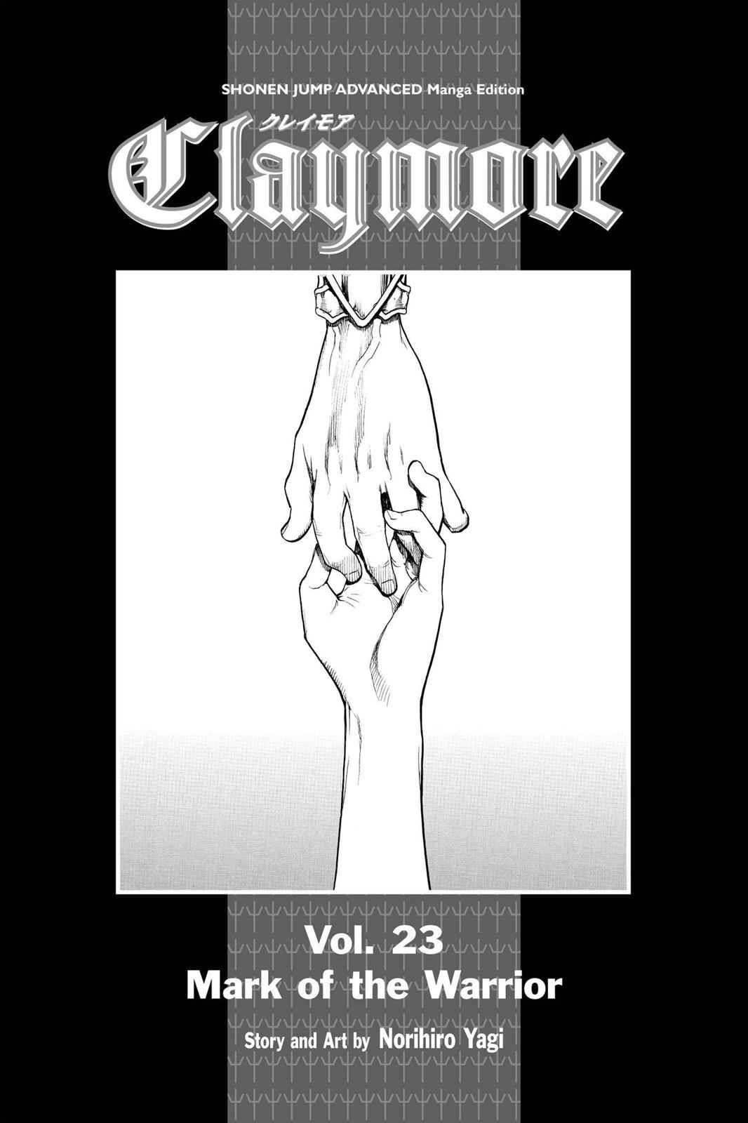 Claymore Chapter 126 Page 4