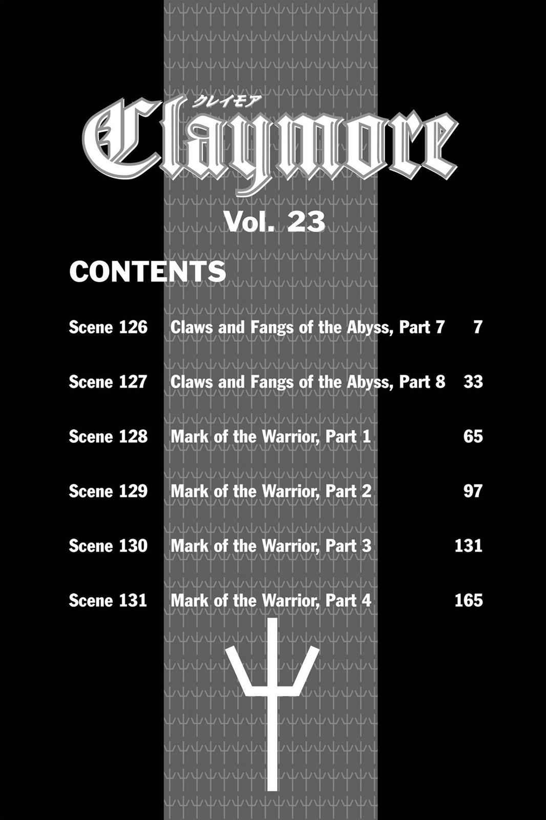 Claymore Chapter 126 Page 6