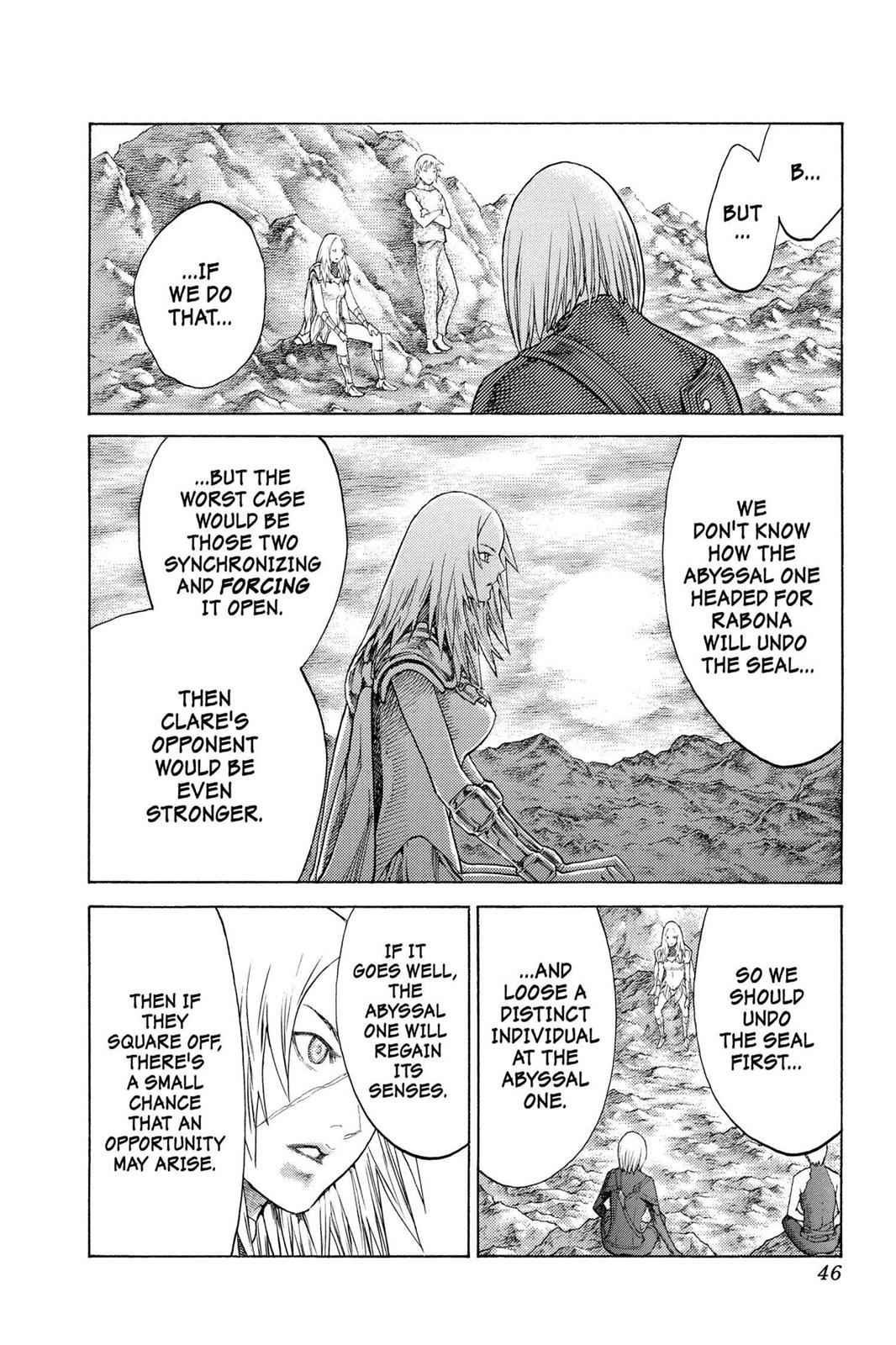 Claymore Chapter 127 Page 13
