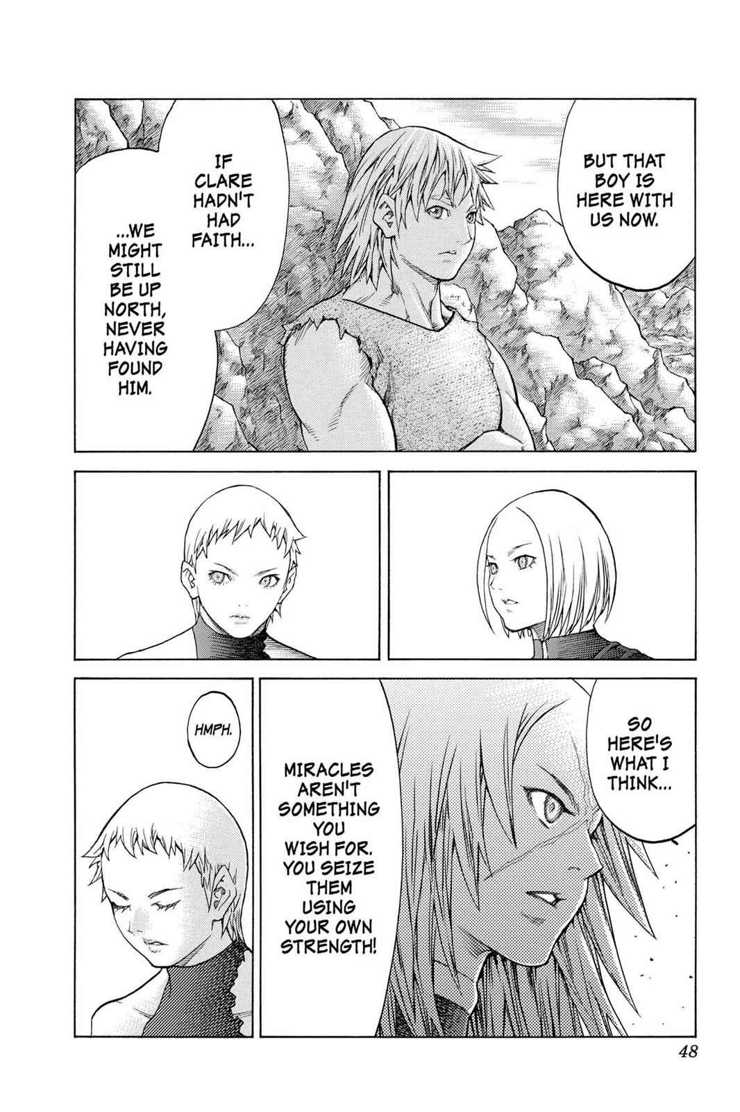 Claymore Chapter 127 Page 15