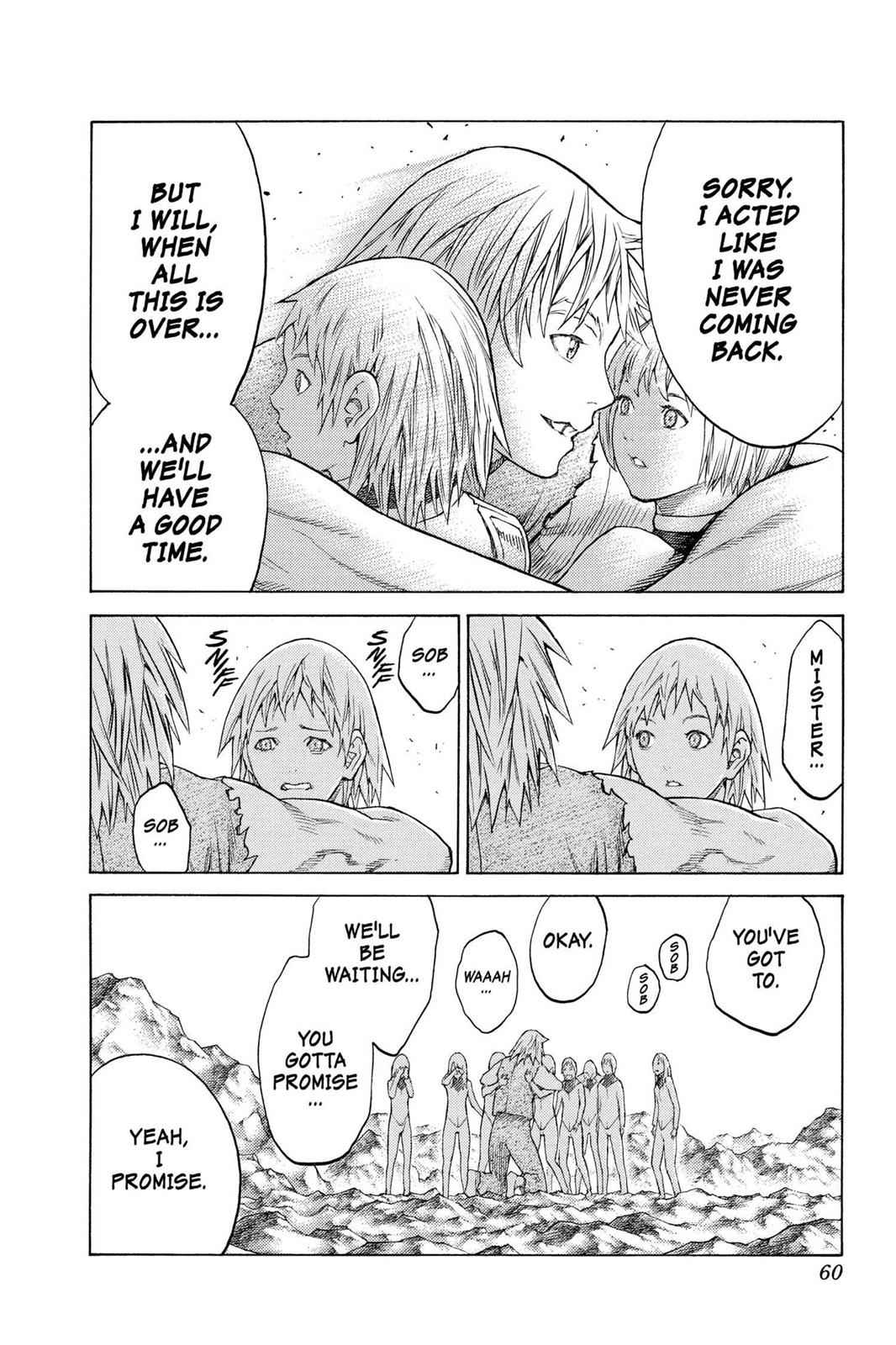 Claymore Chapter 127 Page 27
