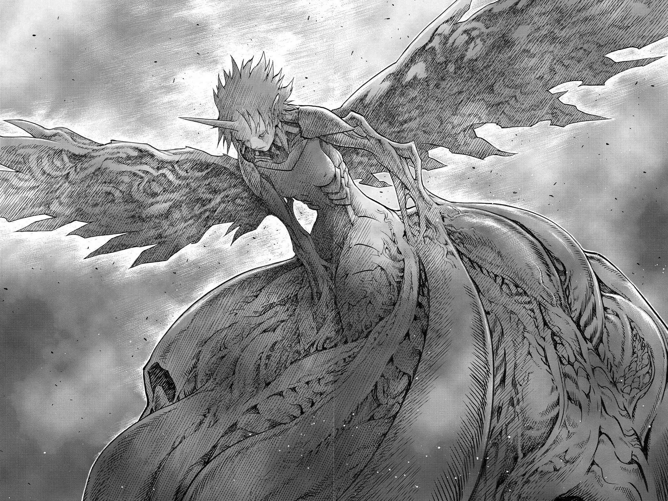 Claymore Chapter 128 Page 17