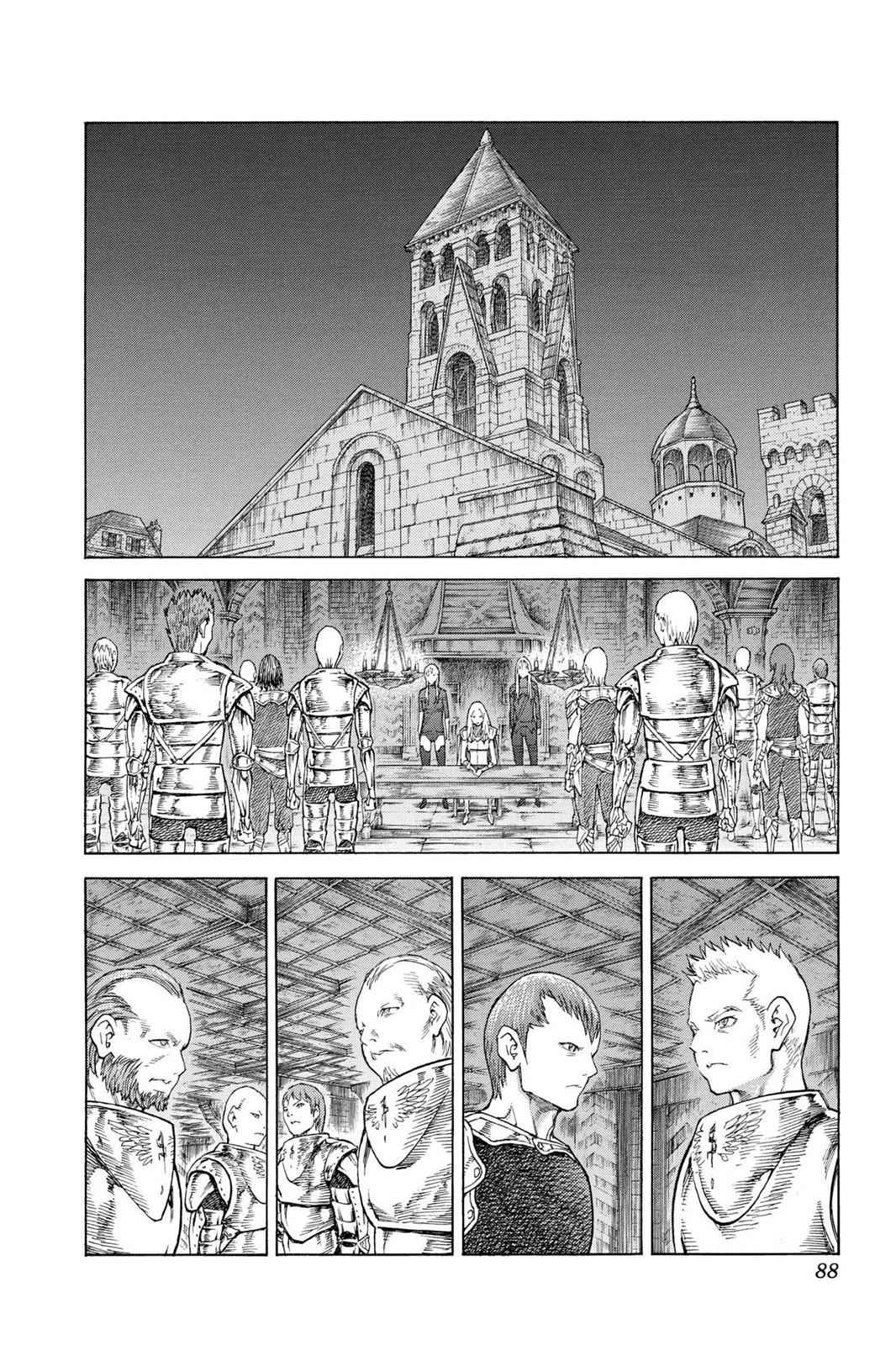 Claymore Chapter 128 Page 22