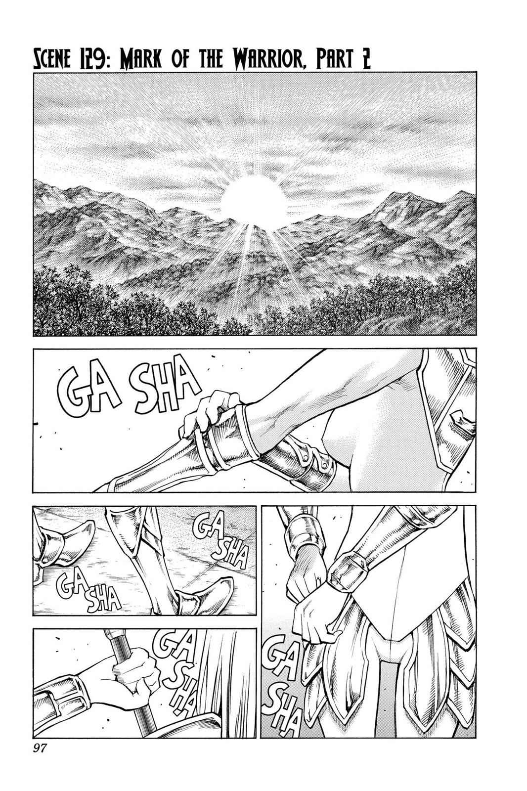 Claymore Chapter 129 Page 1
