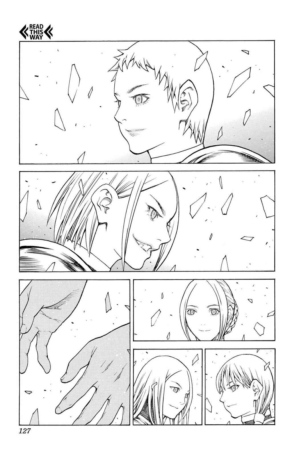 Claymore Chapter 129 Page 27