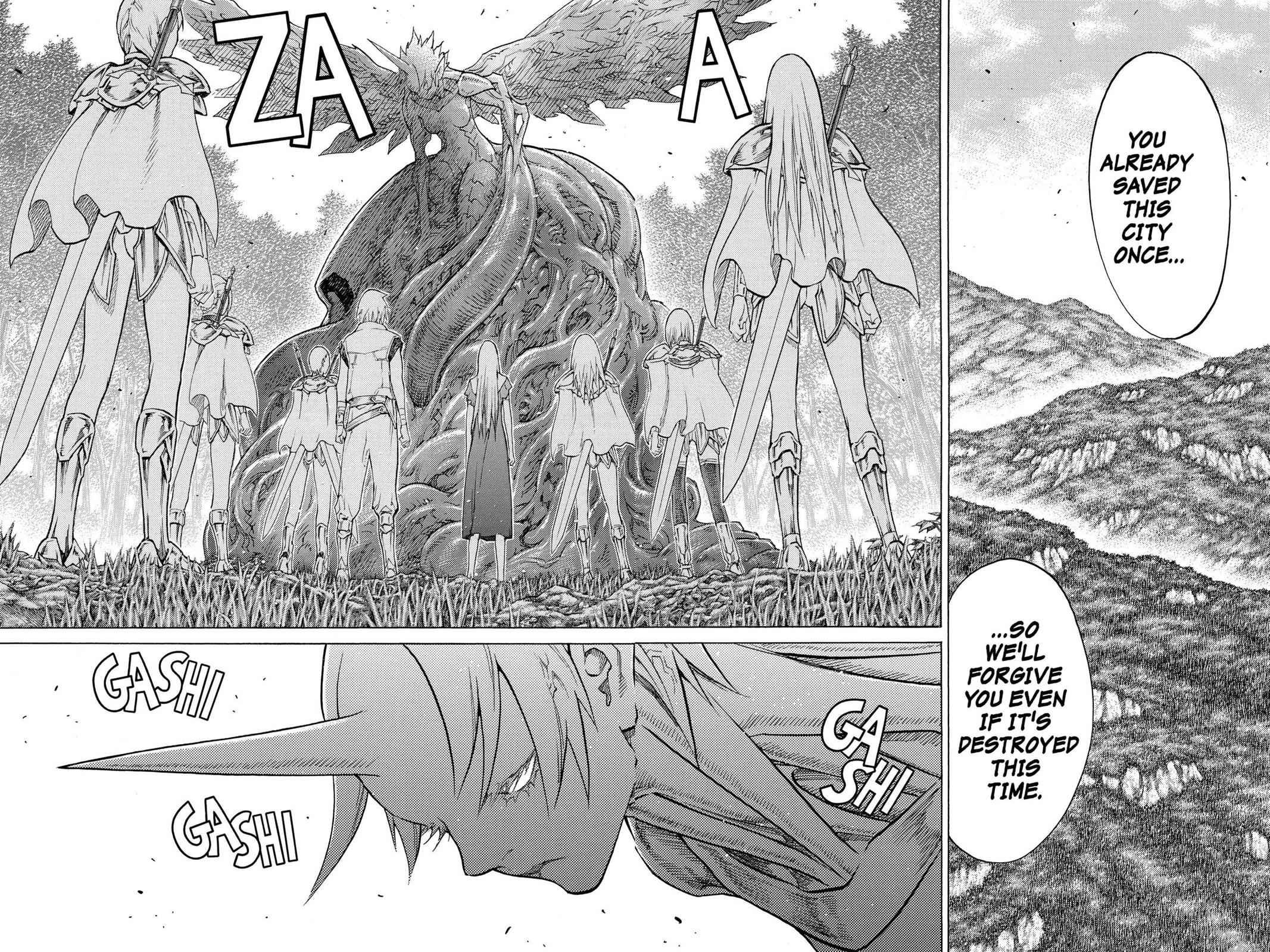 Claymore Chapter 129 Page 5