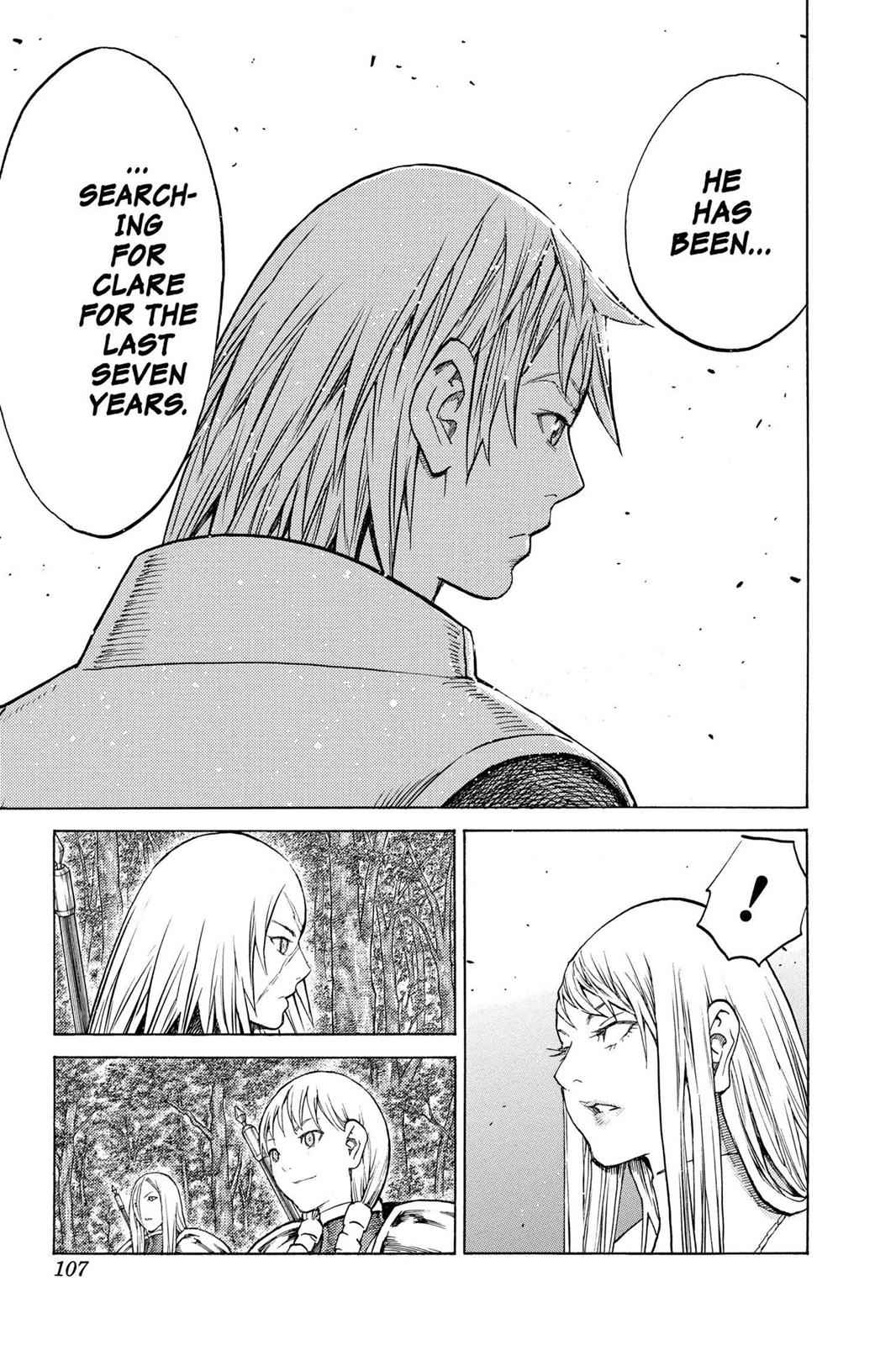Claymore Chapter 129 Page 9