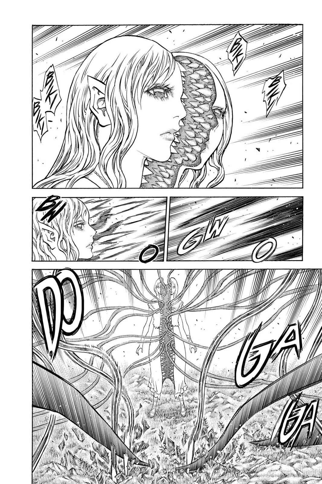 Claymore Chapter 130 Page 10