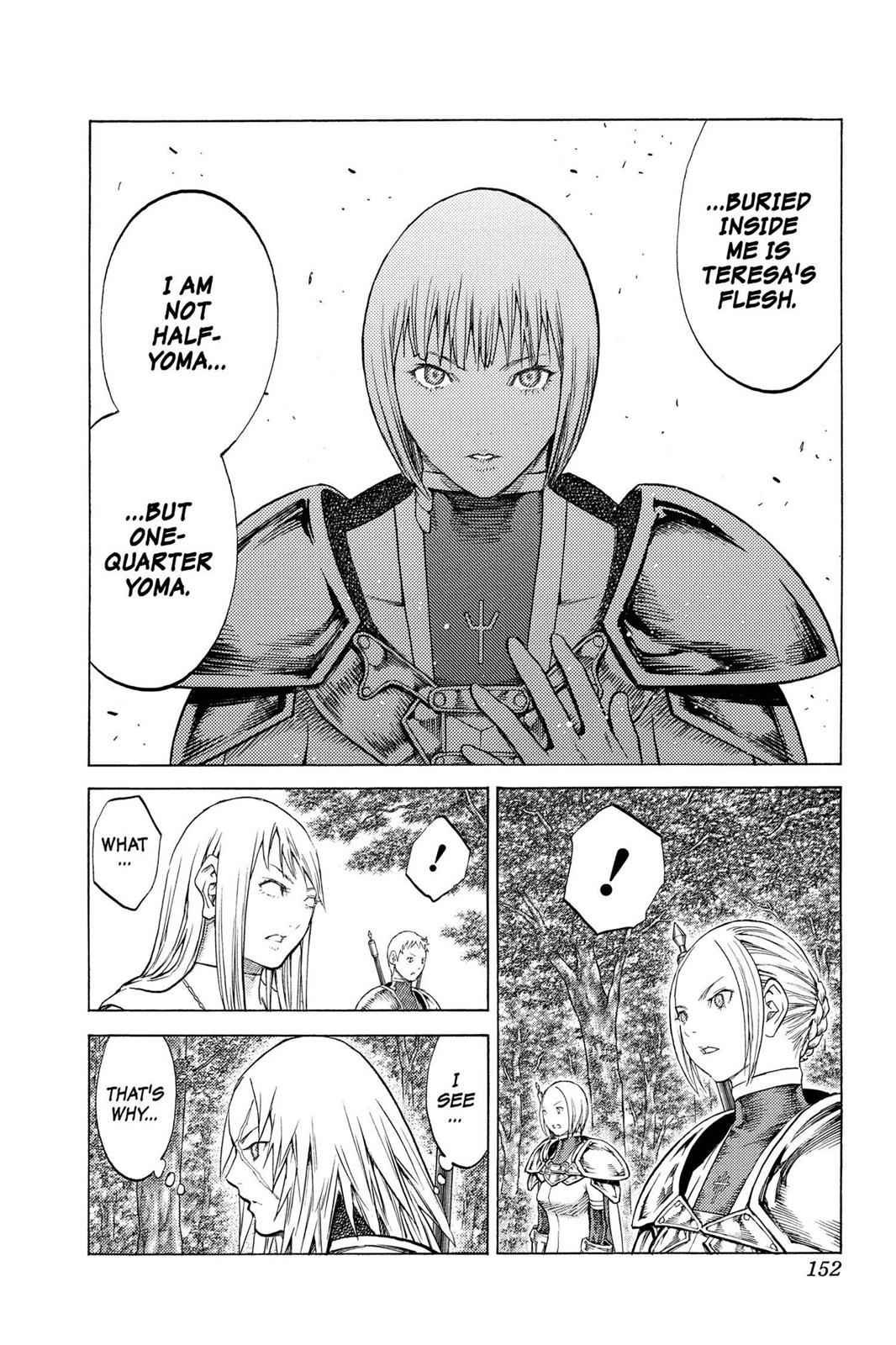 Claymore Chapter 130 Page 20