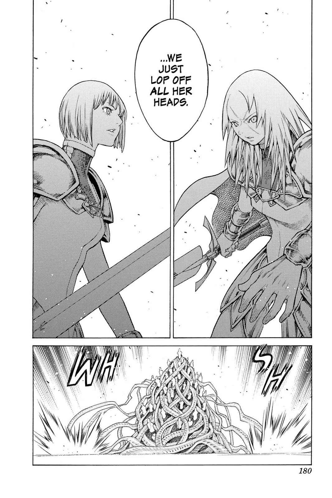 Claymore Chapter 131 Page 15