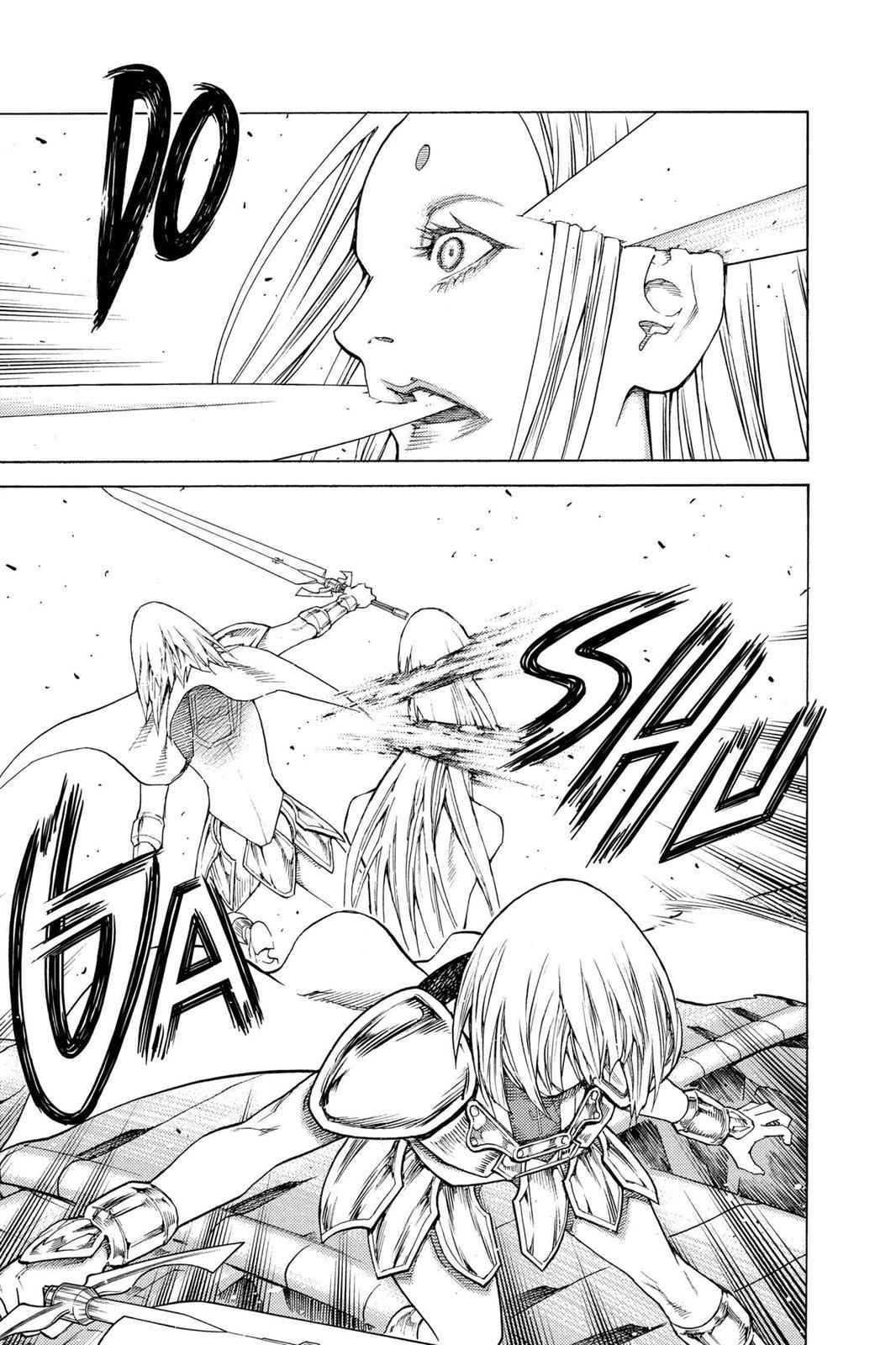 Claymore Chapter 131 Page 22