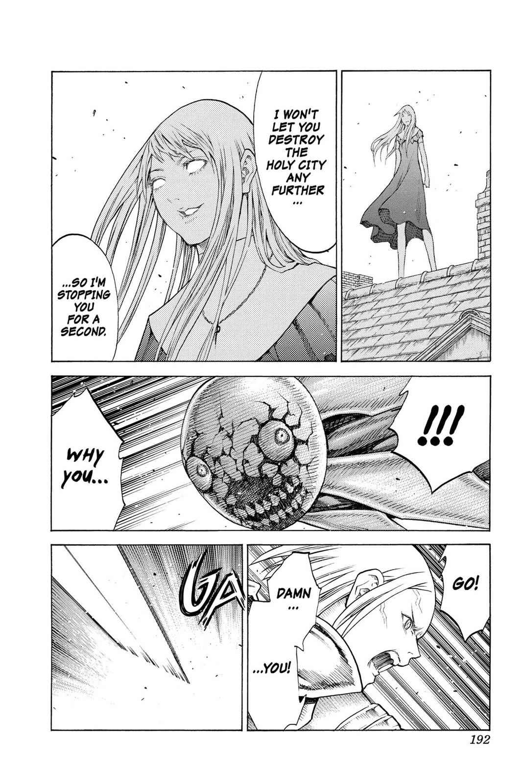 Claymore Chapter 131 Page 27