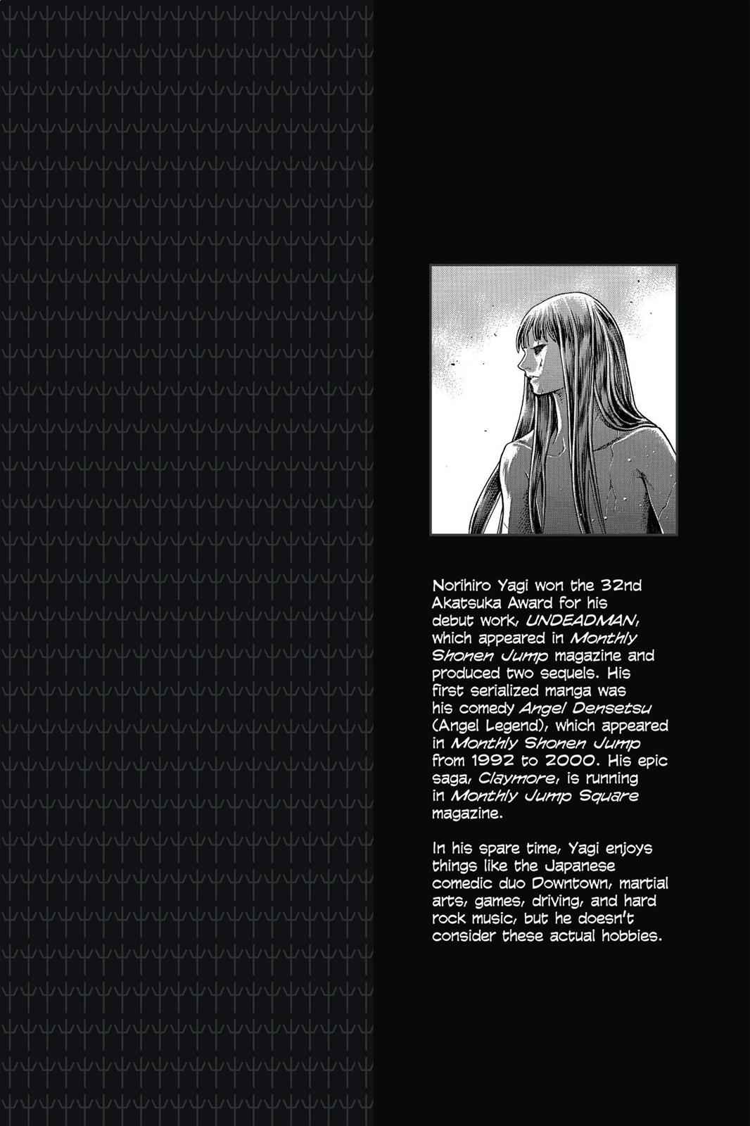 Claymore Chapter 132 Page 2