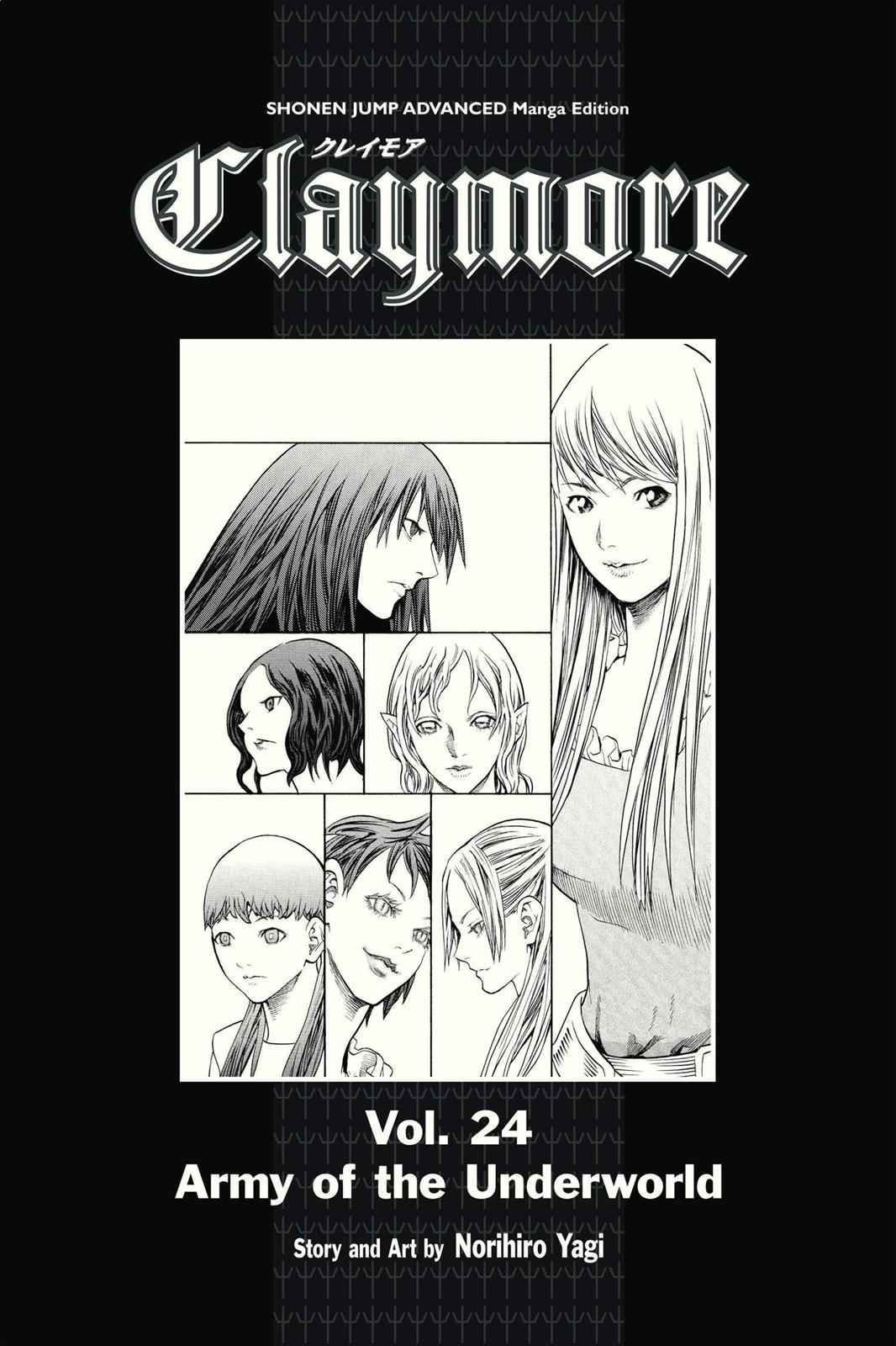 Claymore Chapter 132 Page 4