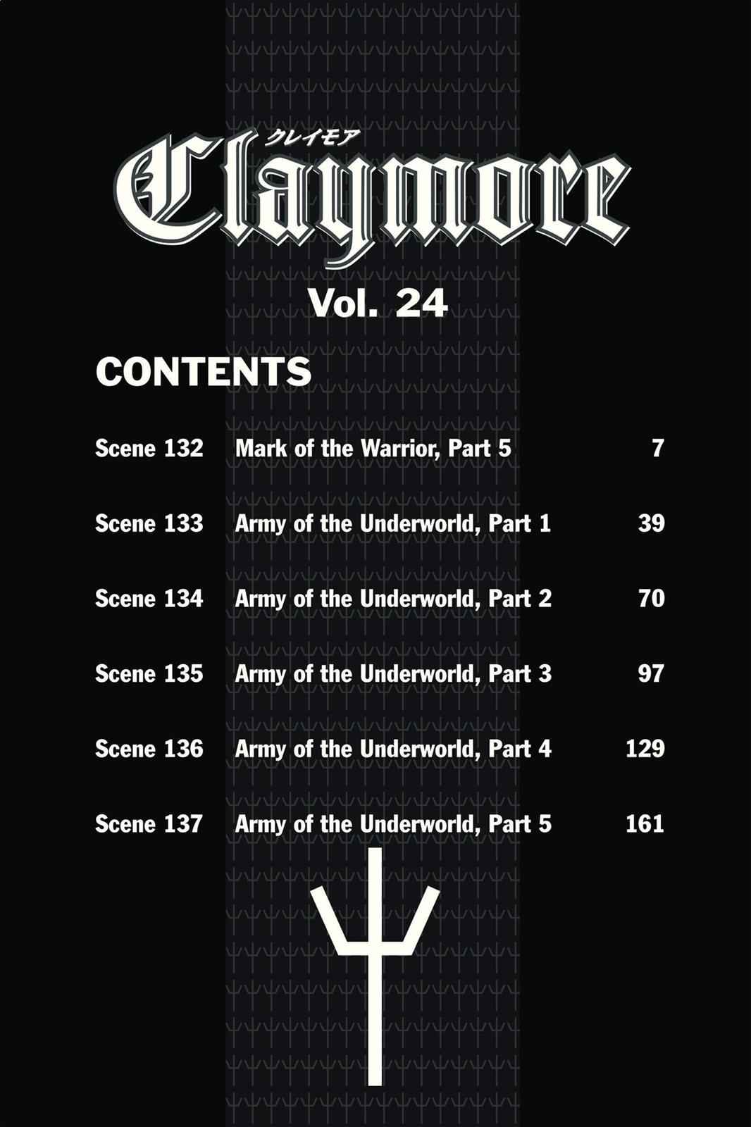 Claymore Chapter 132 Page 6