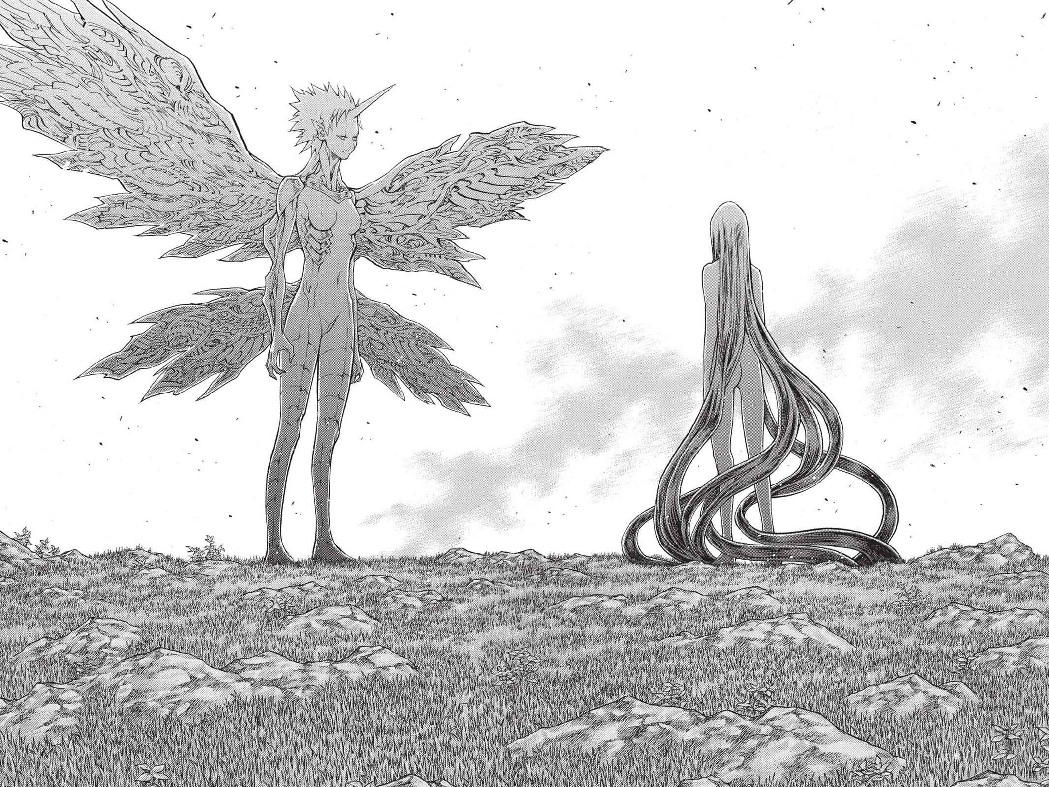 Claymore Chapter 133 Page 16