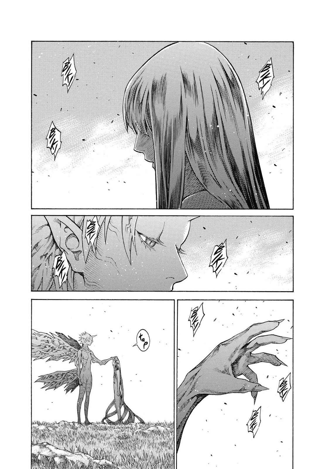 Claymore Chapter 133 Page 17