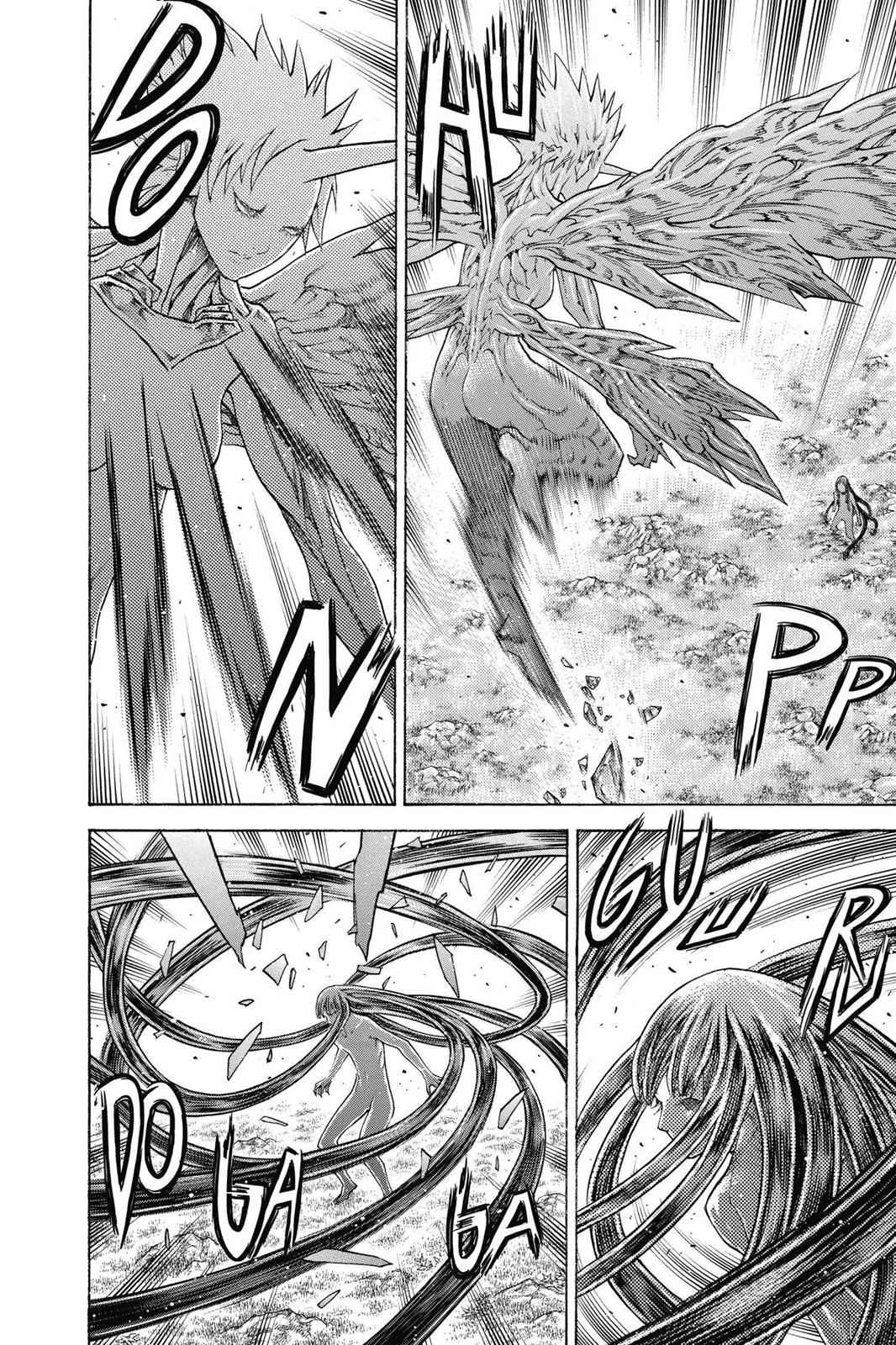 Claymore Chapter 133 Page 22