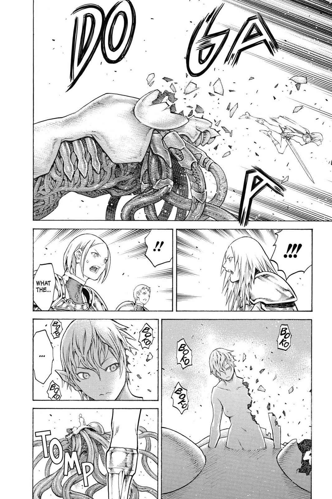 Claymore Chapter 133 Page 9