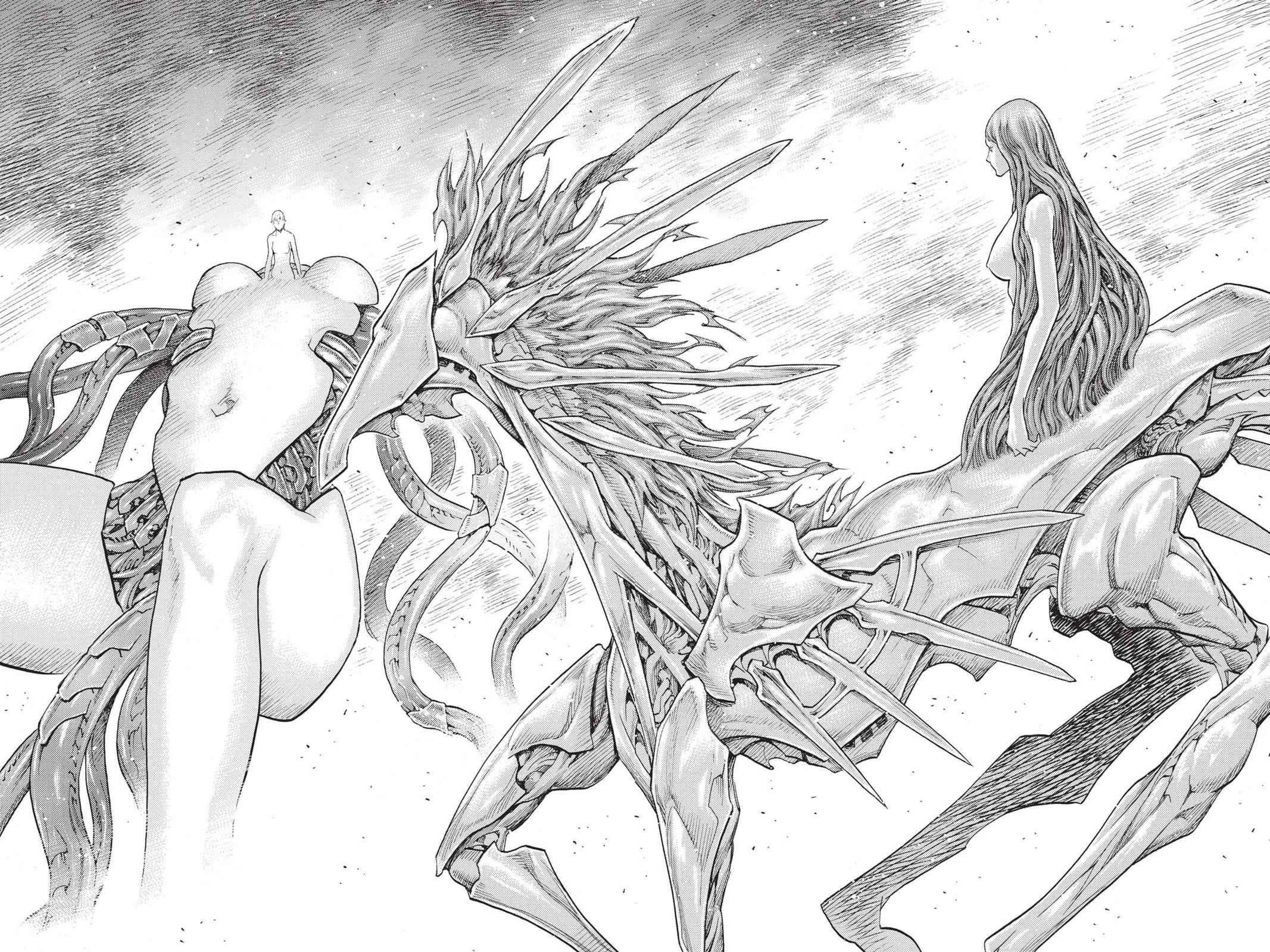 Claymore Chapter 134 Page 13